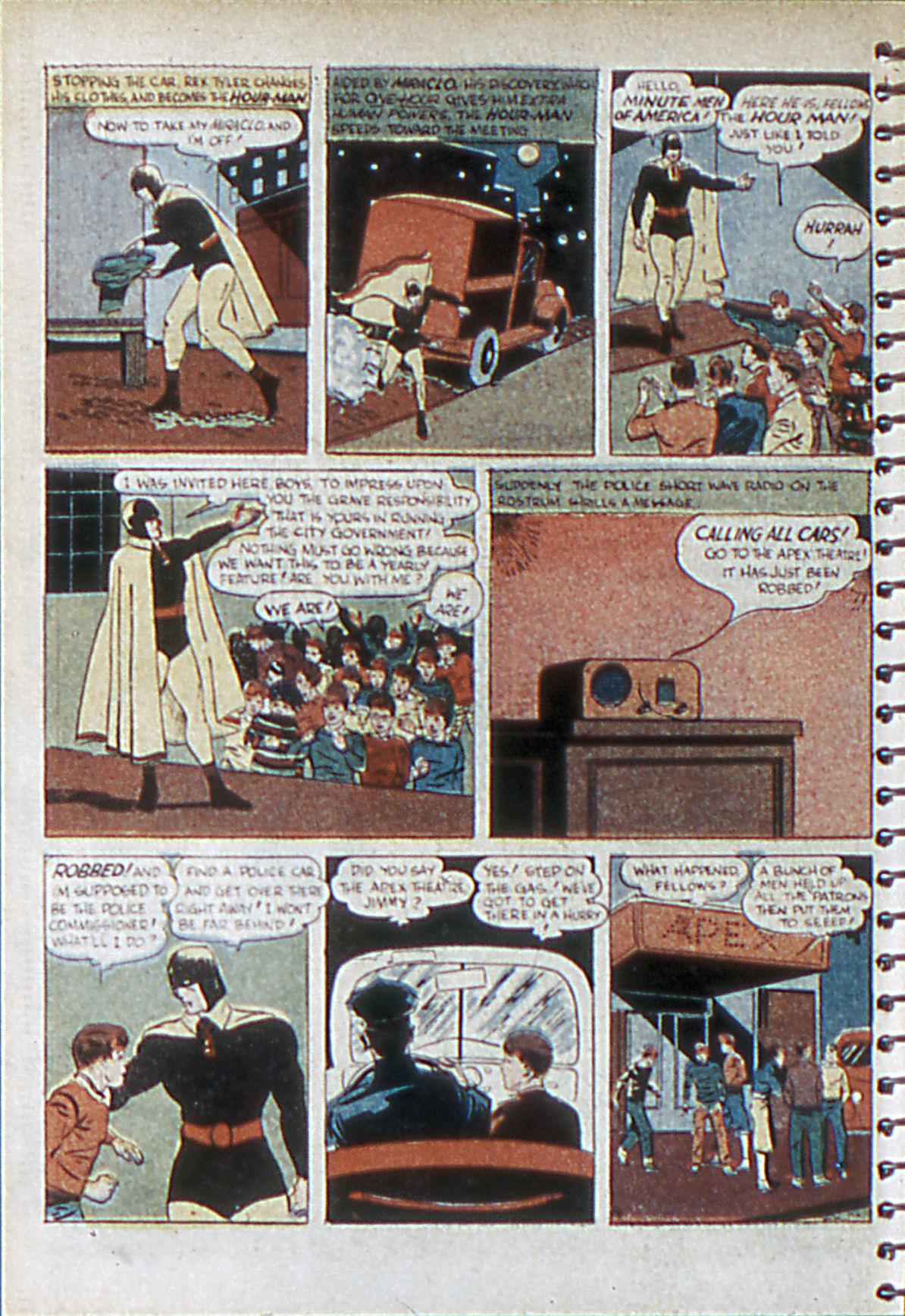 Read online Adventure Comics (1938) comic -  Issue #55 - 7