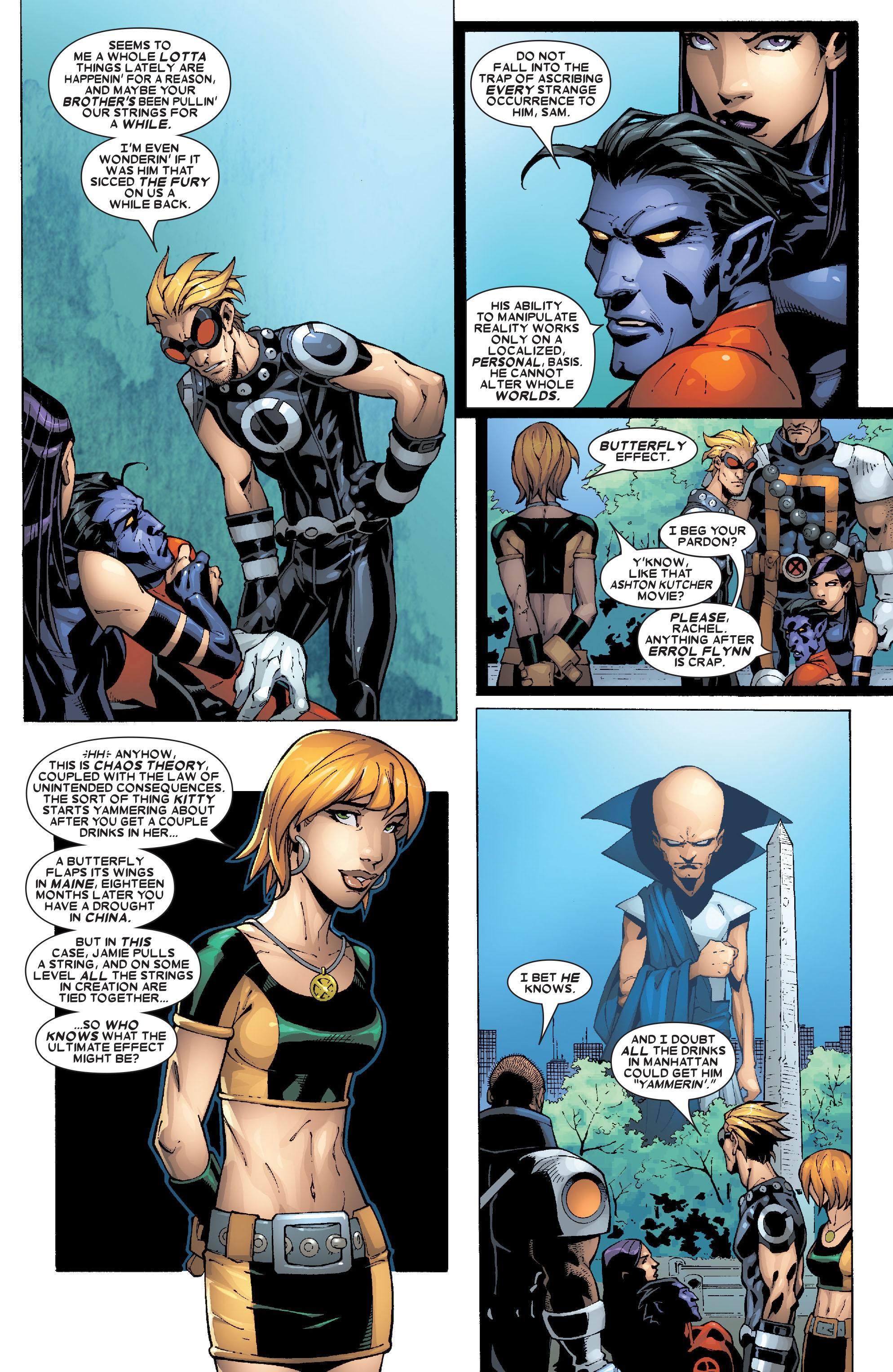 Uncanny X-Men (1963) 473 Page 7