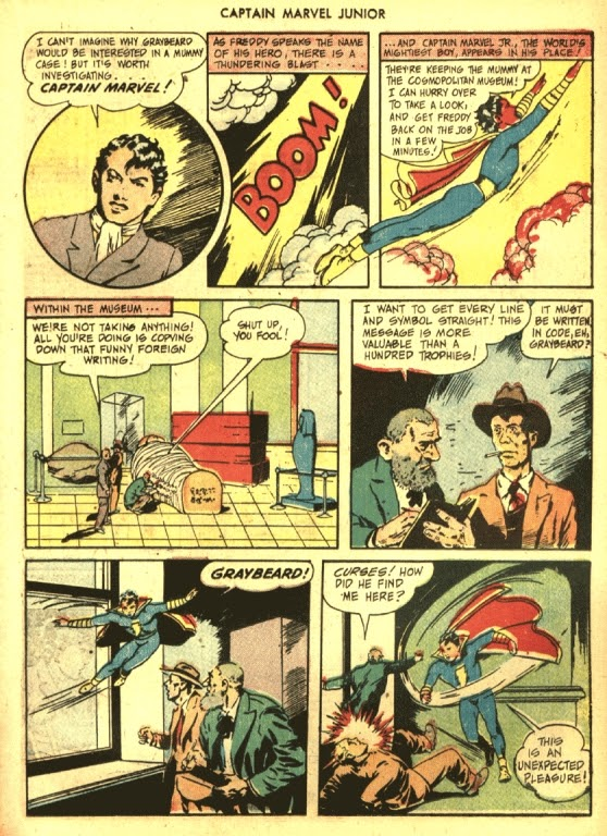 Captain Marvel, Jr. issue 39 - Page 13