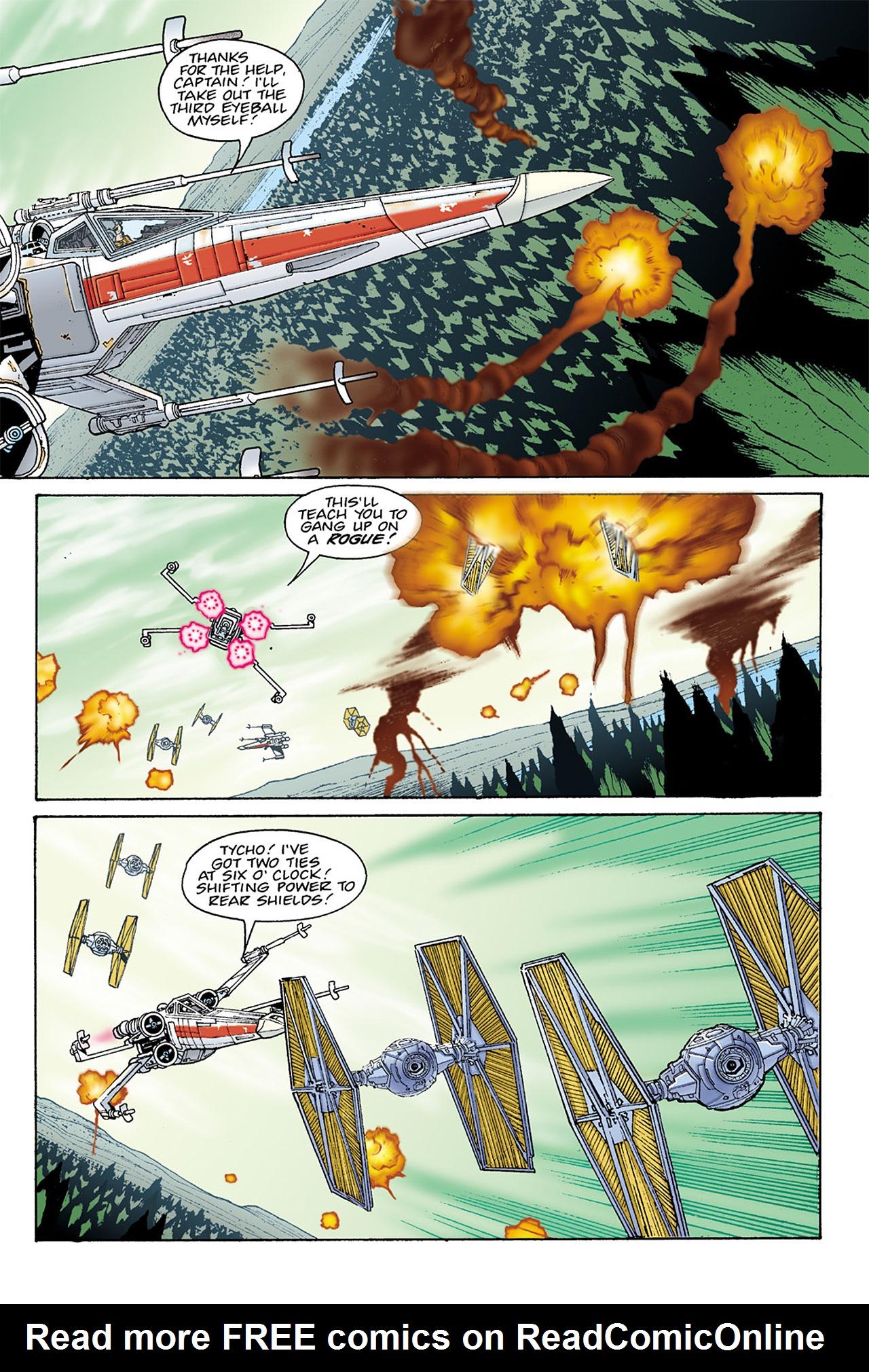 Read online Star Wars Omnibus comic -  Issue # Vol. 2 - 264