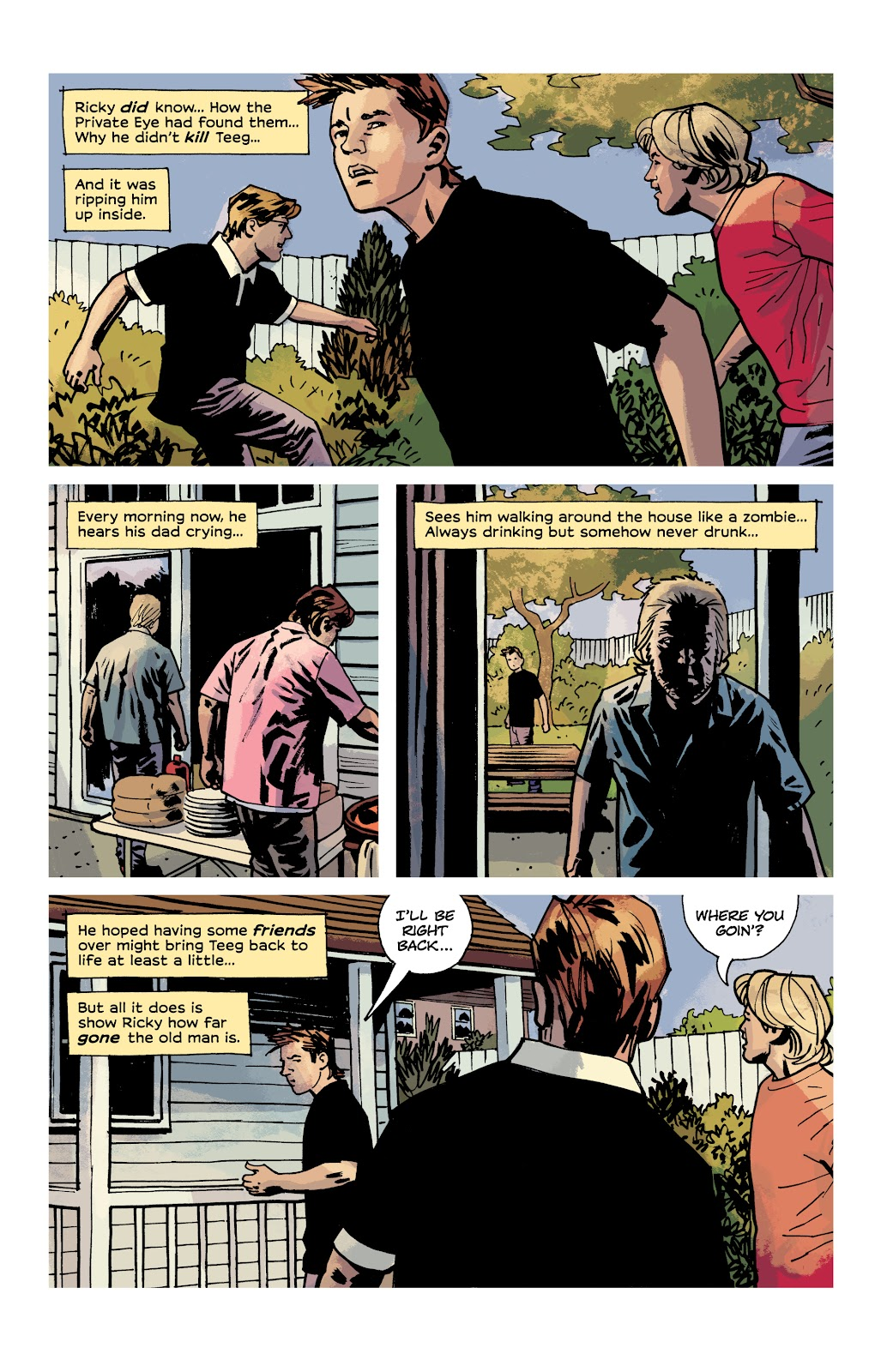 Read online Criminal (2019) comic -  Issue #12 - 20