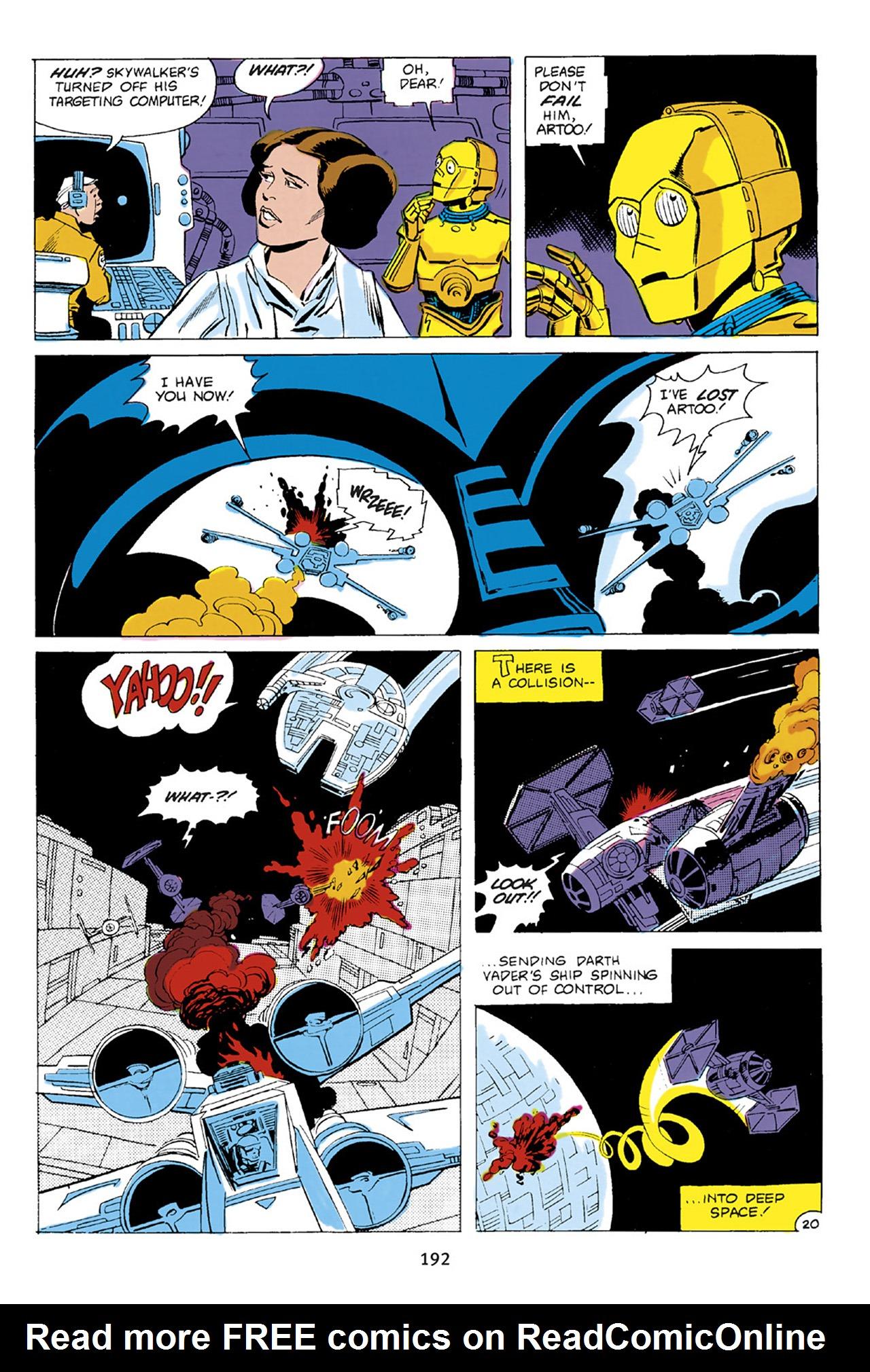 Read online Star Wars Omnibus comic -  Issue # Vol. 23 - 191