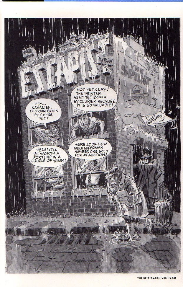 Read online Will Eisner's The Spirit Archives comic -  Issue # TPB 26 (Part 3) - 56