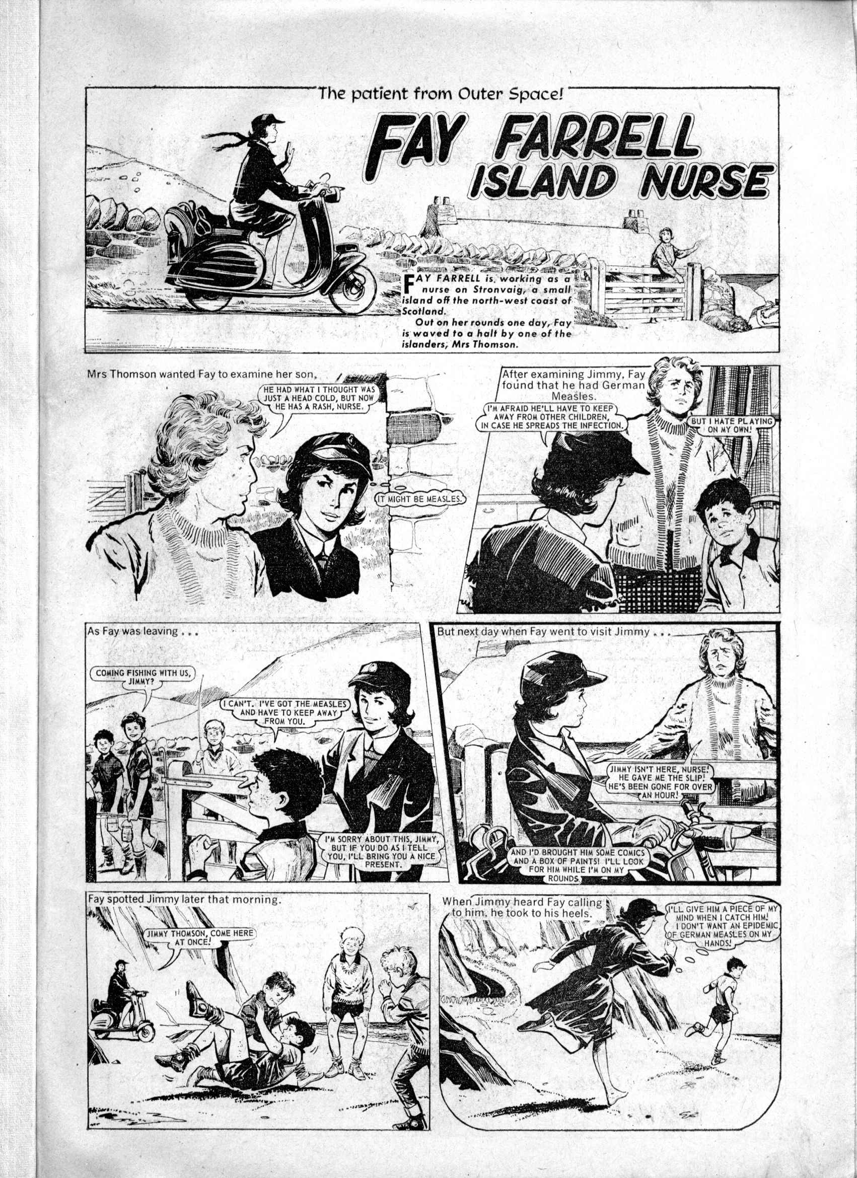 Read online Judy comic -  Issue #358 - 21