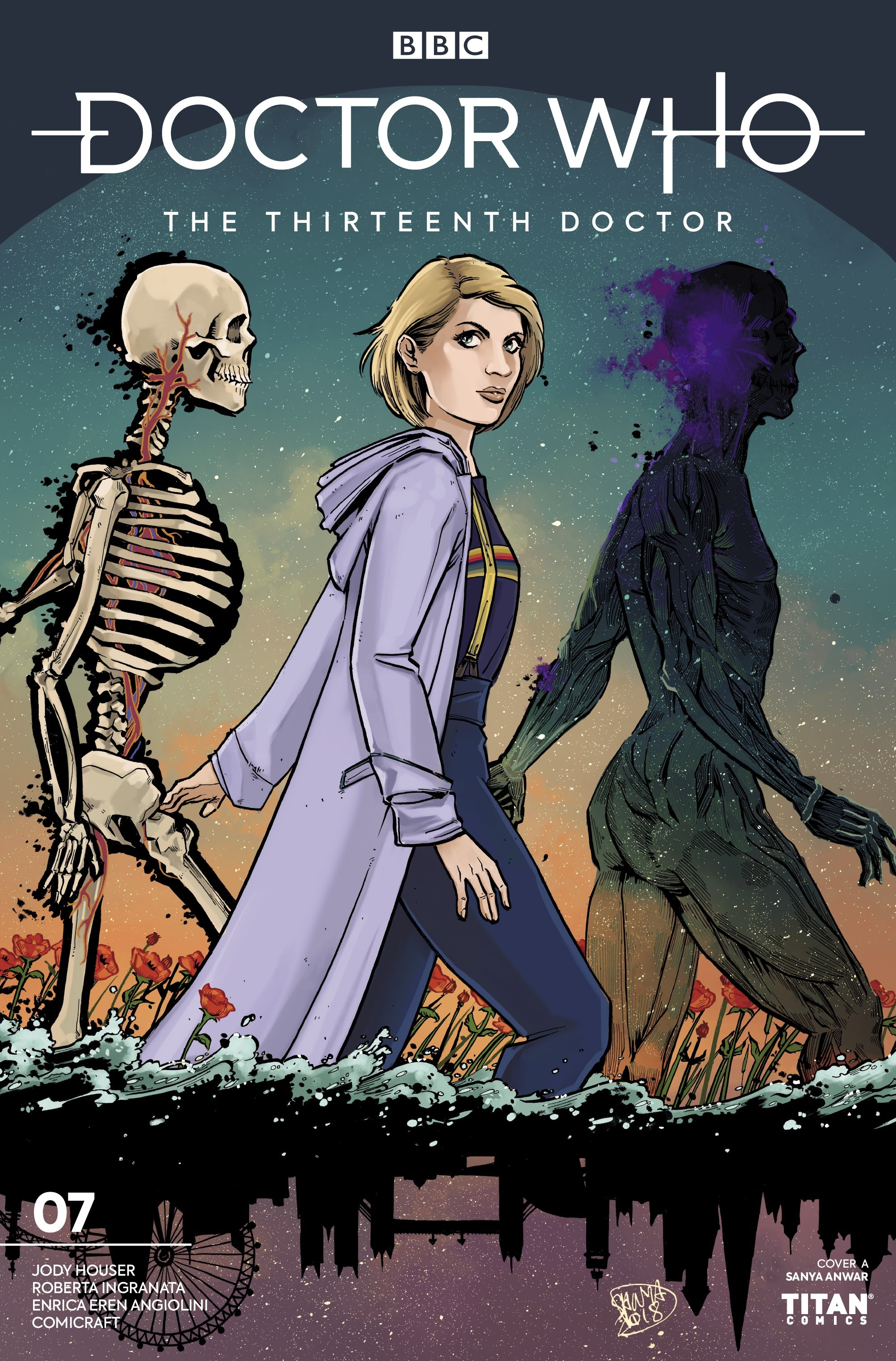 Doctor Who: The Thirteenth Doctor 7 Page 1