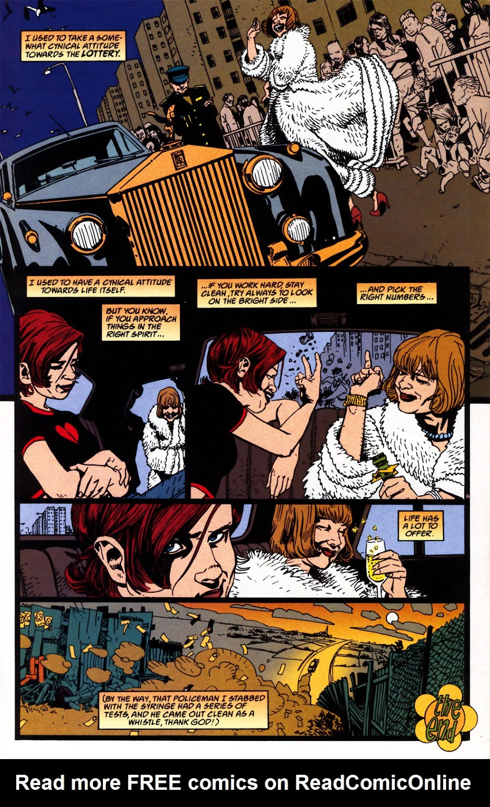 Read online Girl comic -  Issue #3 - 26