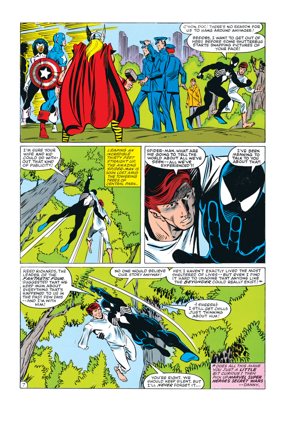 The Amazing Spider-Man (1963) 252 Page 7