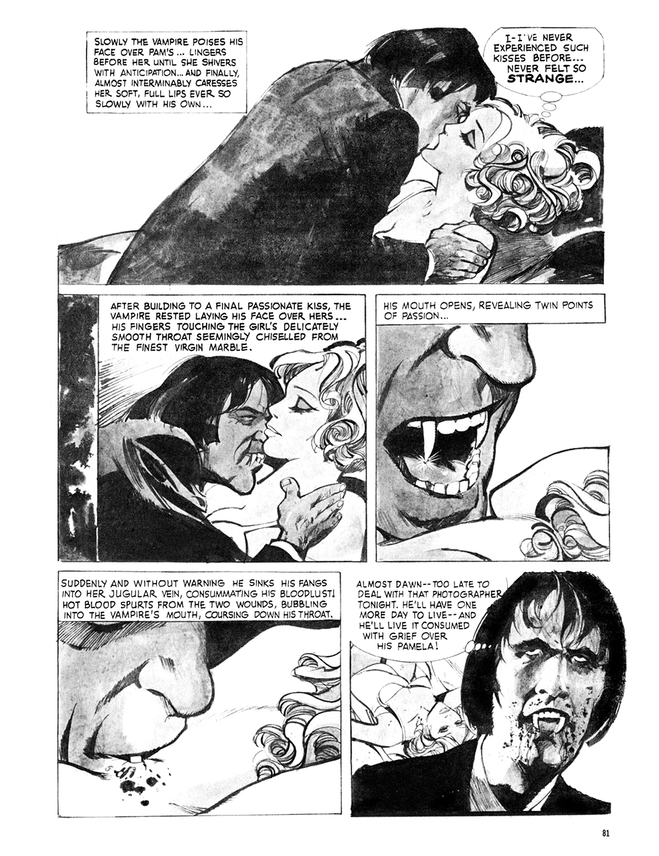 Read online Eerie Archives comic -  Issue # TPB 8 - 82