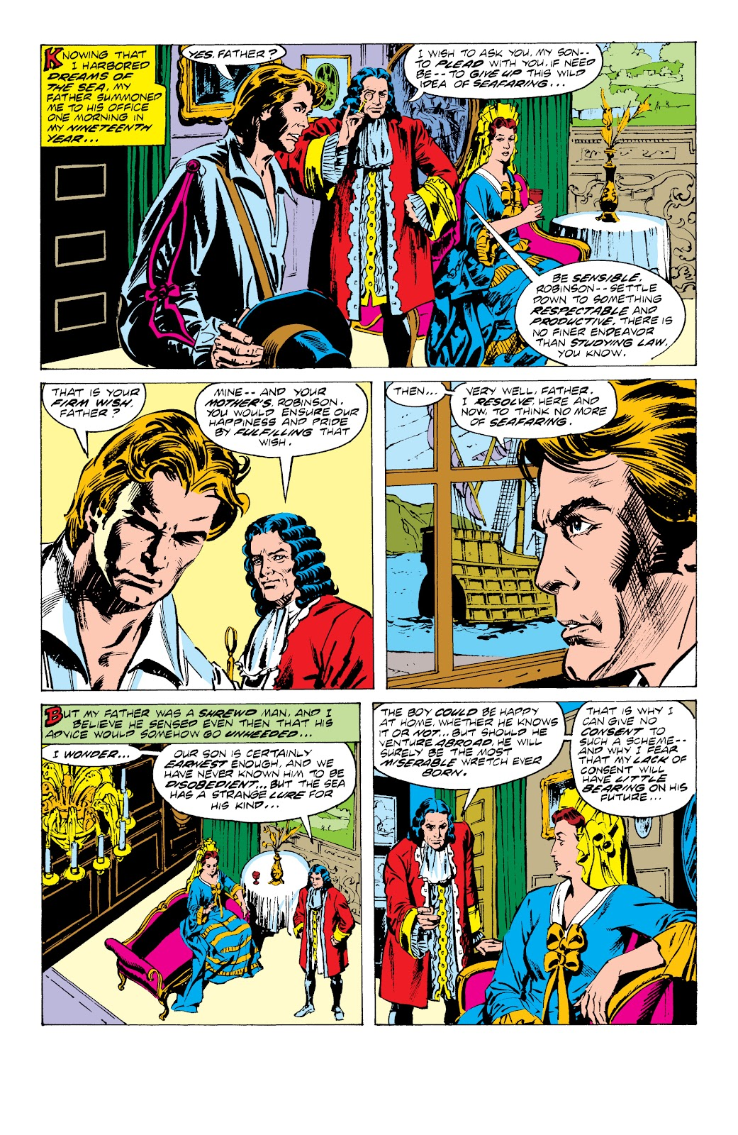 Marvel Classics Comics Series Featuring issue 19 - Page 4
