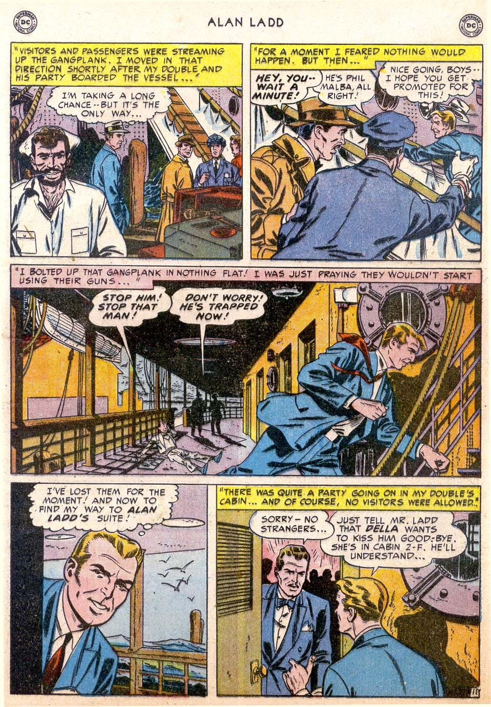 Adventures of Alan Ladd issue 4 - Page 13