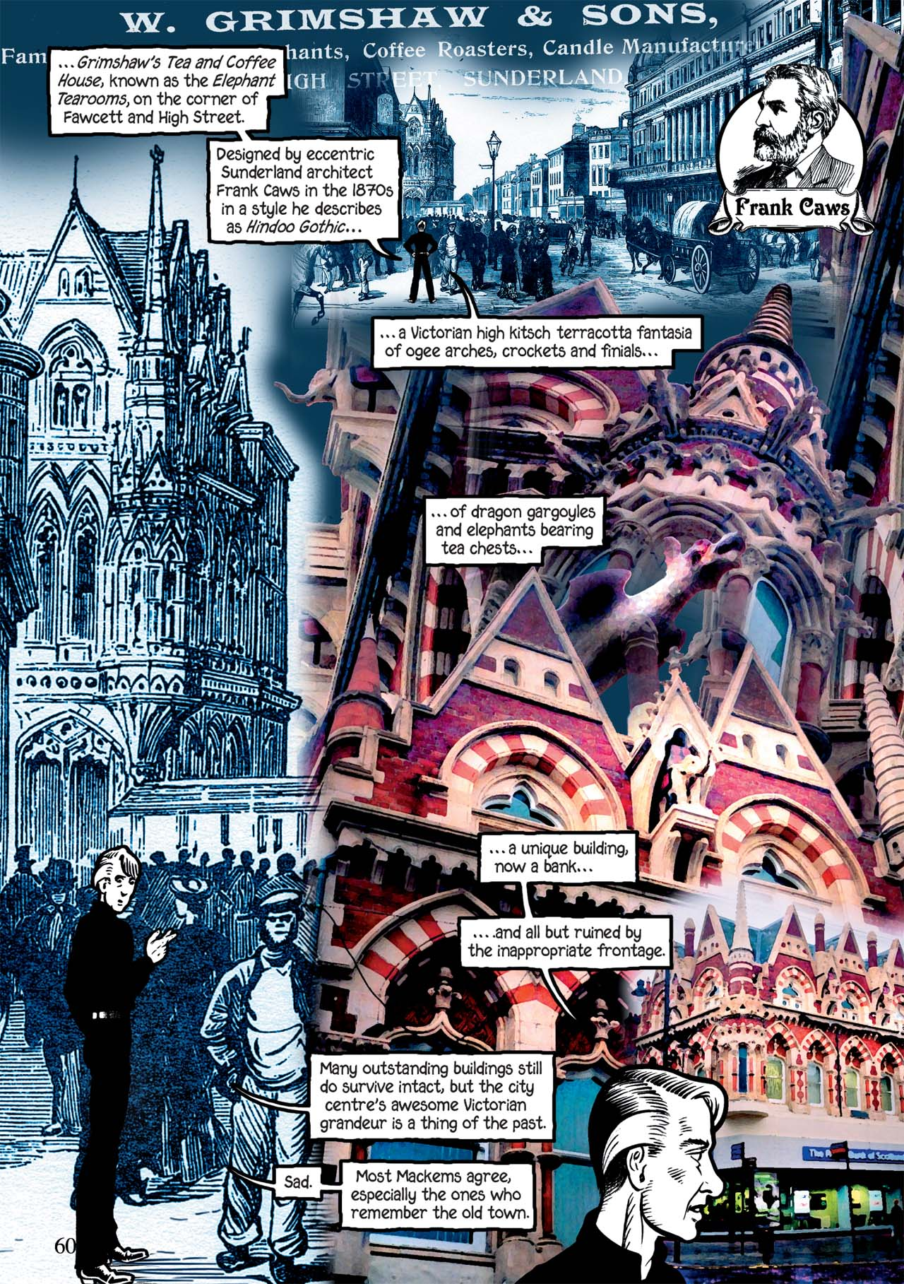 Read online Alice in Sunderland comic -  Issue # Full - 64