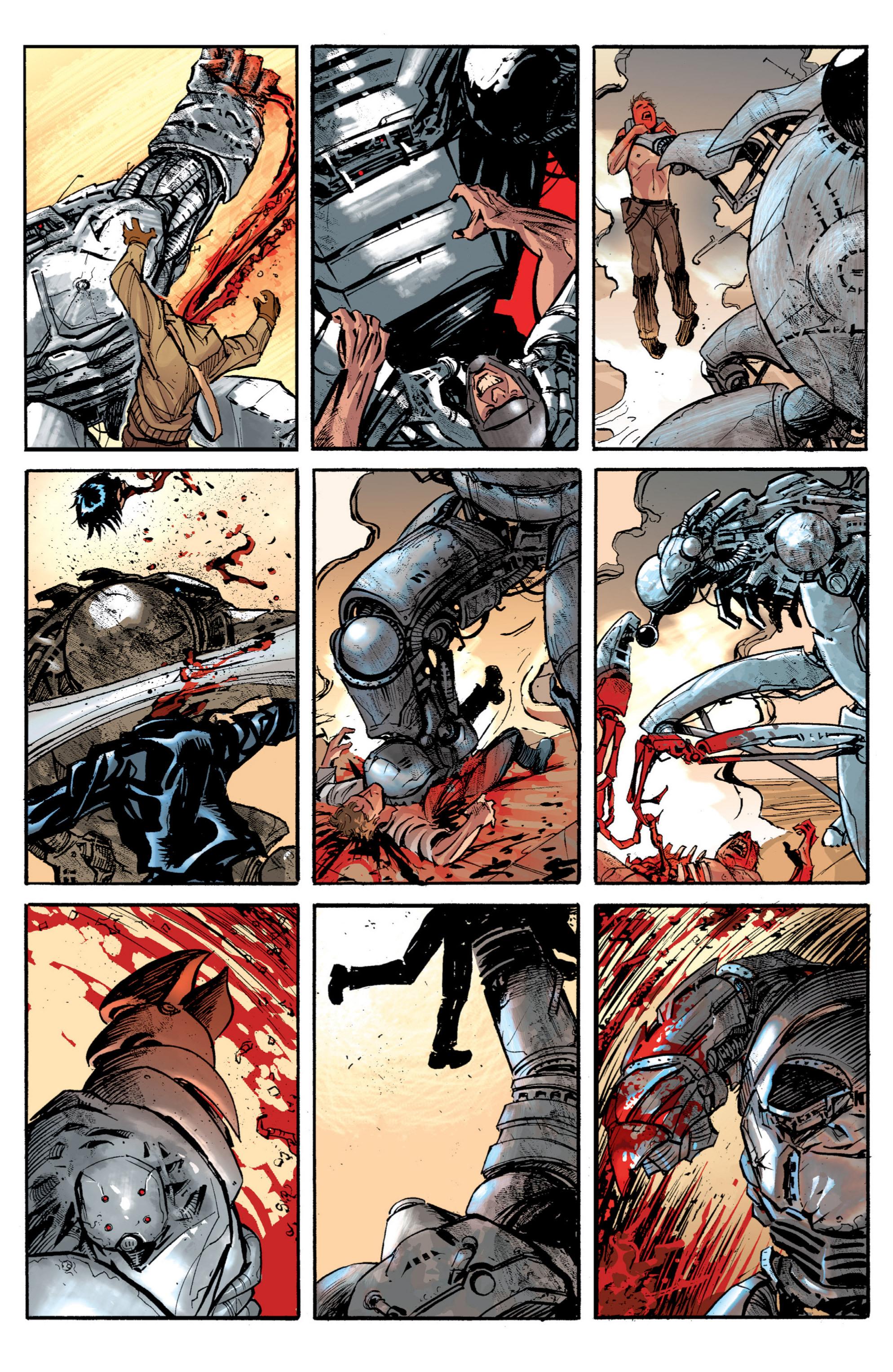 Read online Planetoid comic -  Issue # TPB - 150