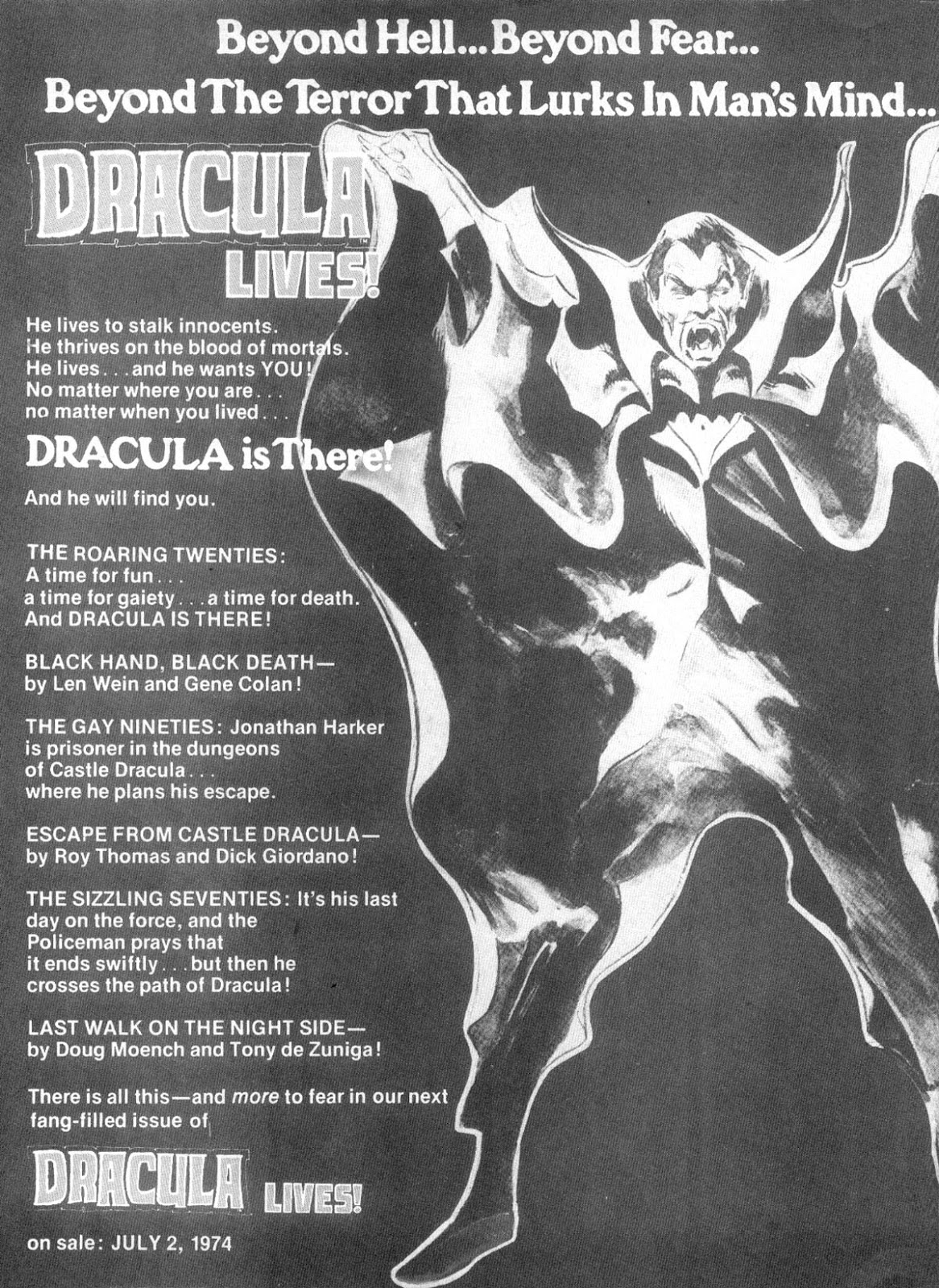 Dracula Lives issue 7 - Page 61