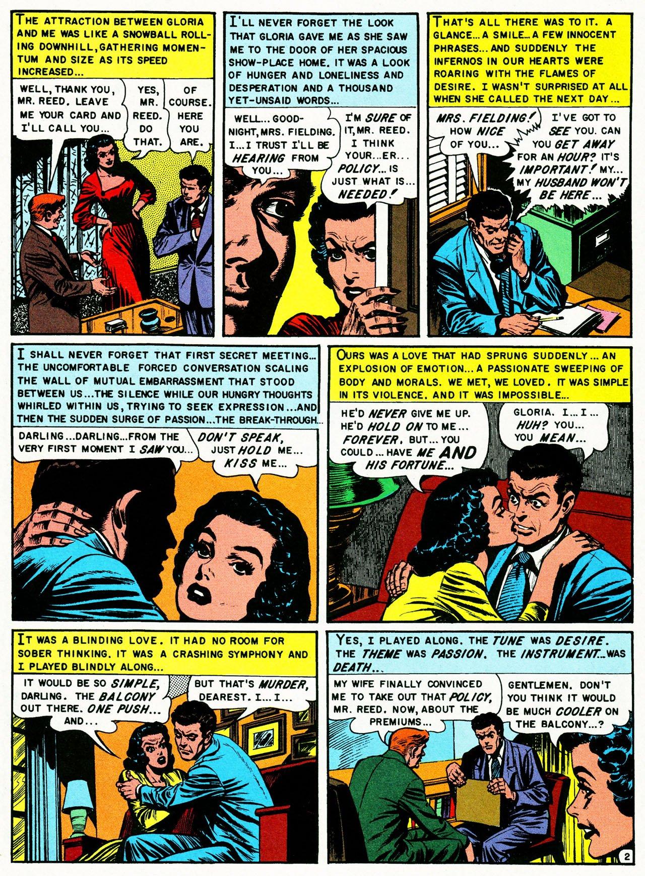 Read online Shock SuspenStories comic -  Issue #10 - 4