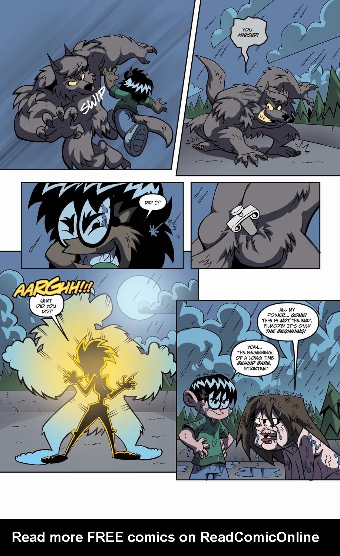 Read online Ralph Filmore comic -  Issue # Full - 101