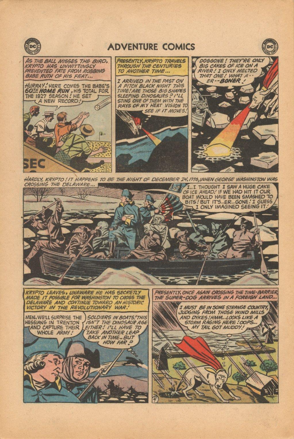 Read online Adventure Comics (1938) comic -  Issue #323 - 28