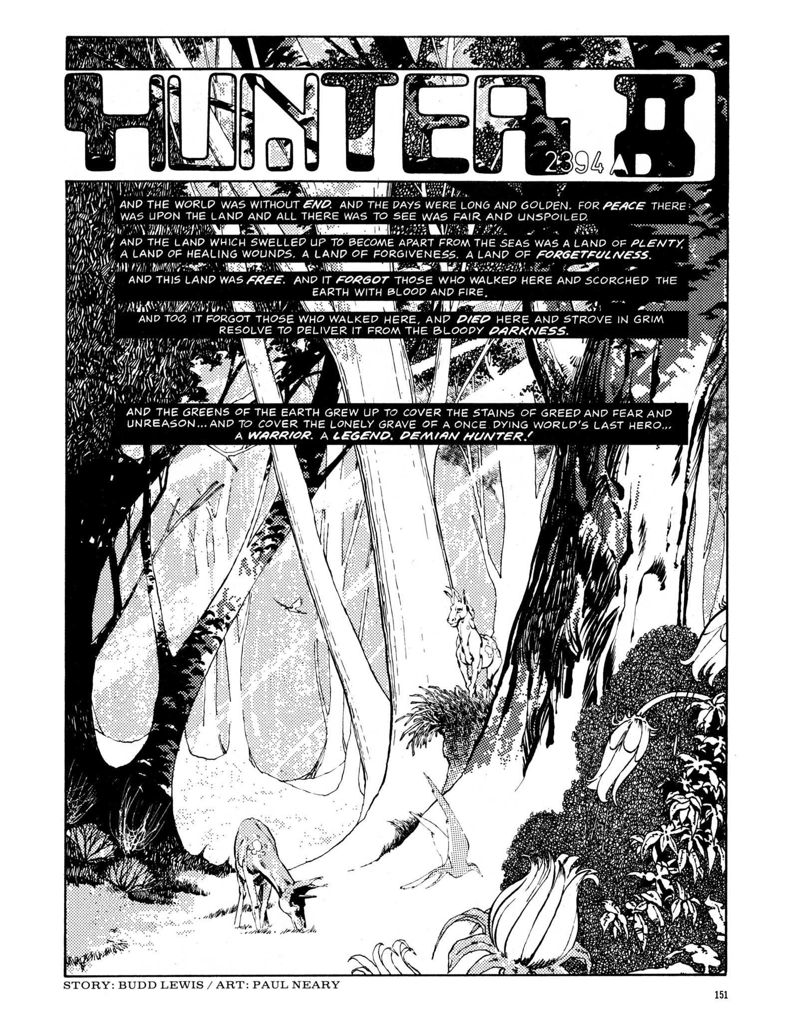 Read online Eerie Archives comic -  Issue # TPB 14 - 152