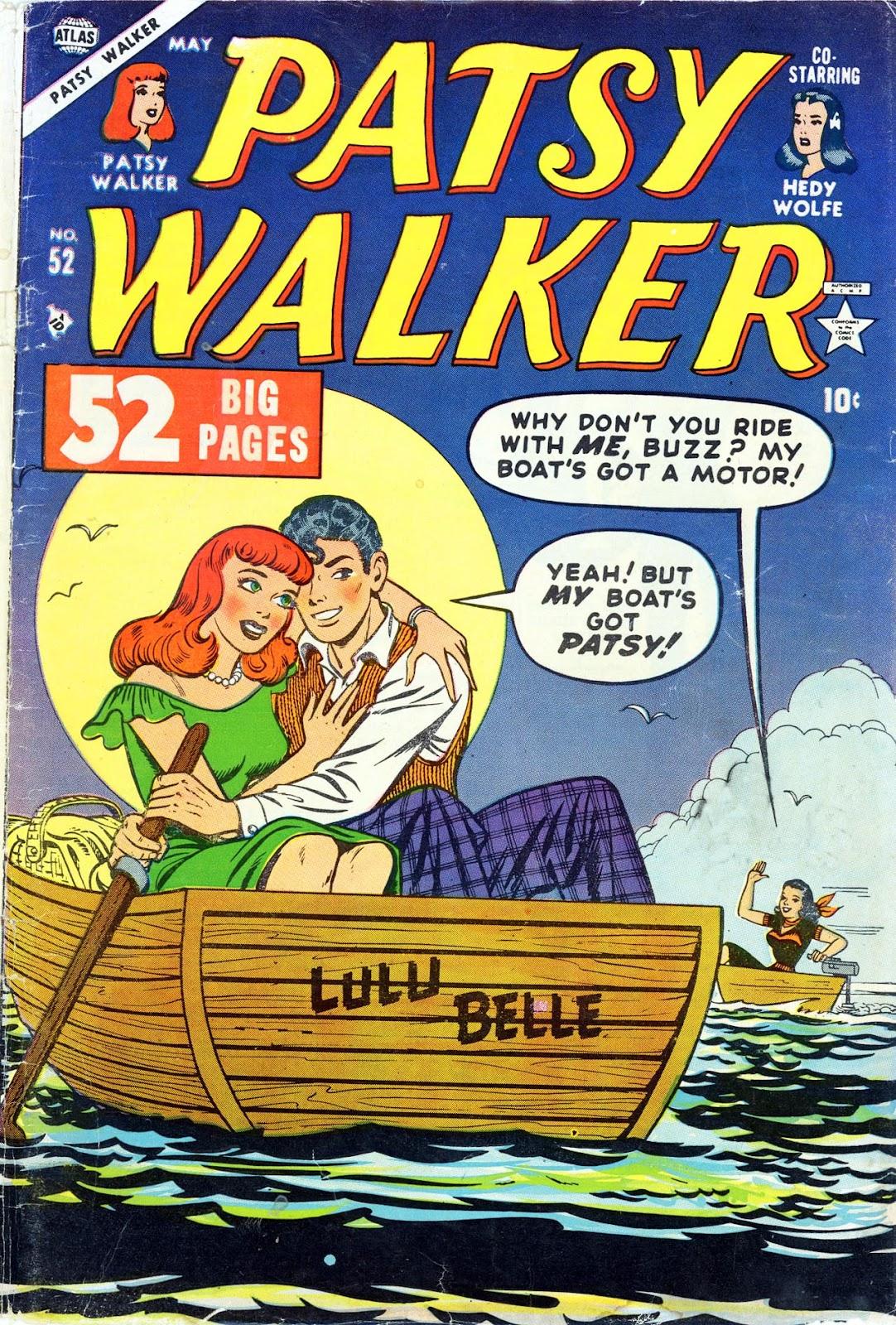 Patsy Walker 52 Page 1
