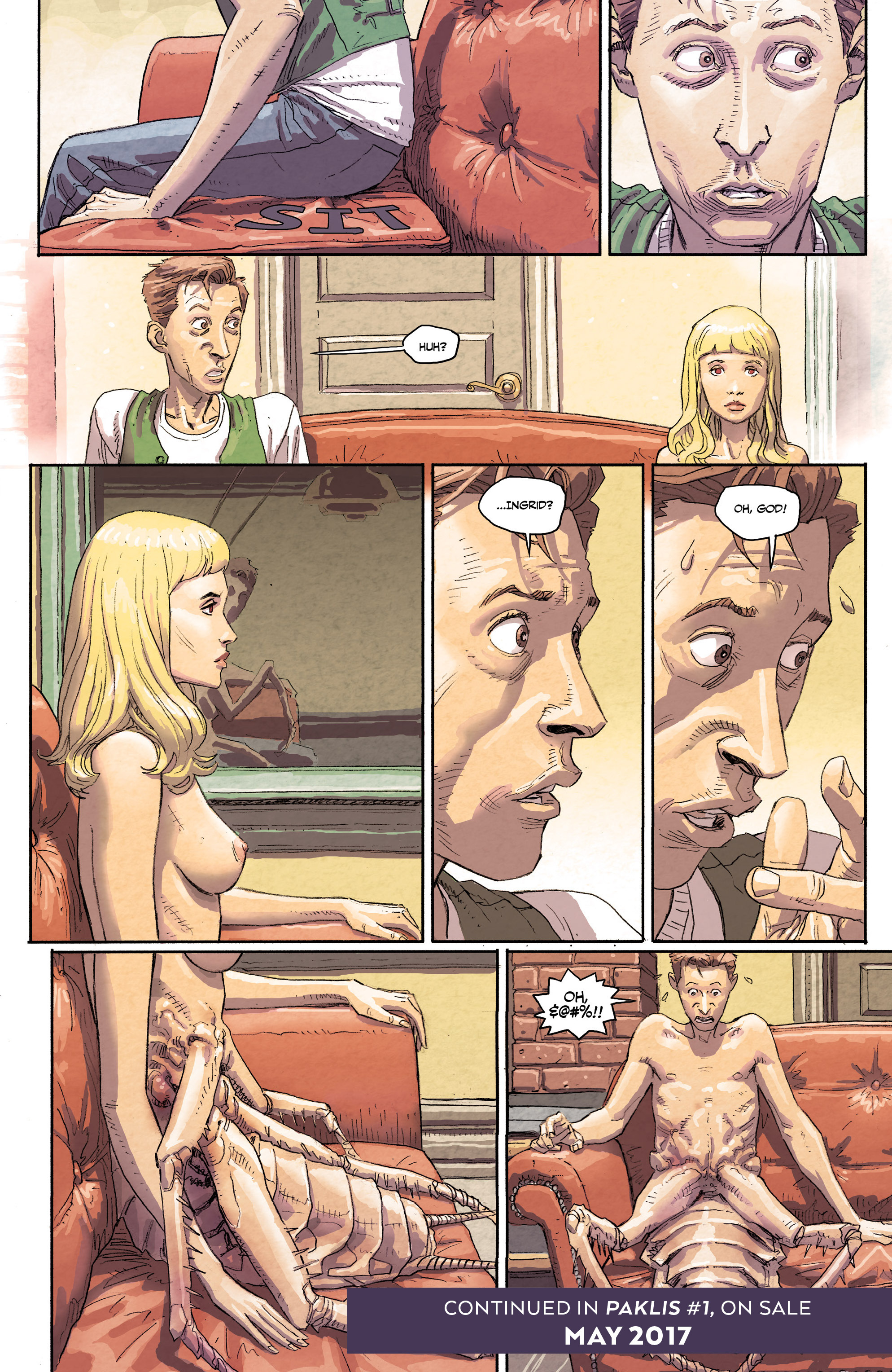 Read online Ringside comic -  Issue #10 - 30