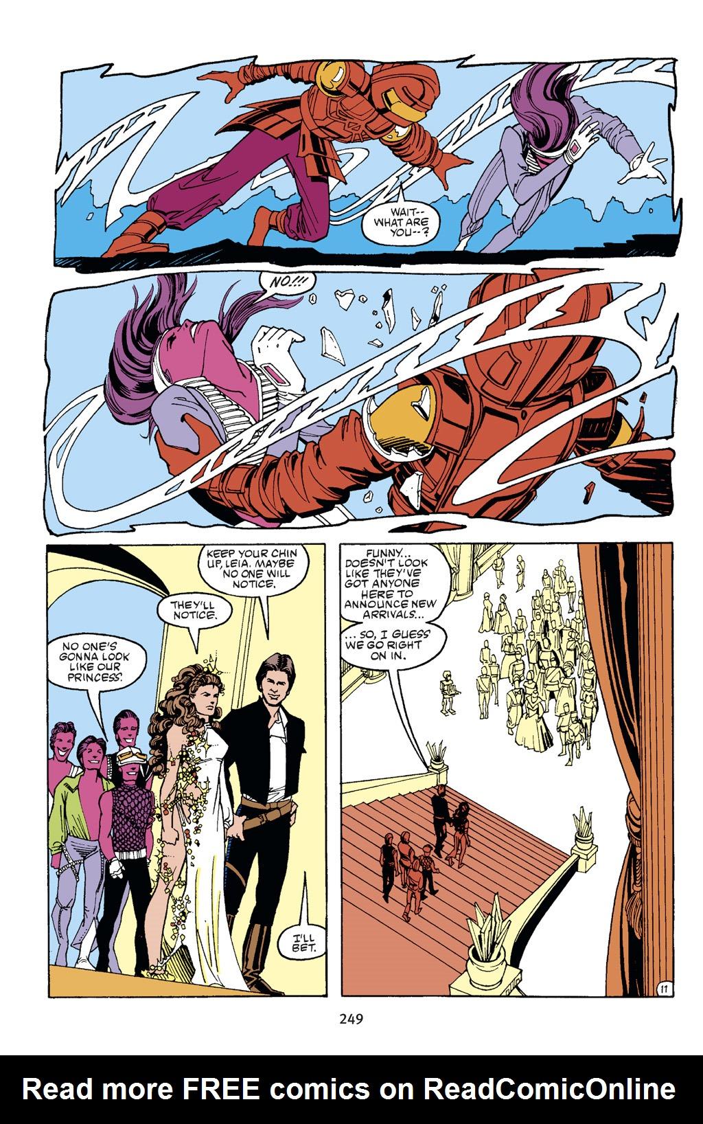 Read online Star Wars Omnibus comic -  Issue # Vol. 21 - 239
