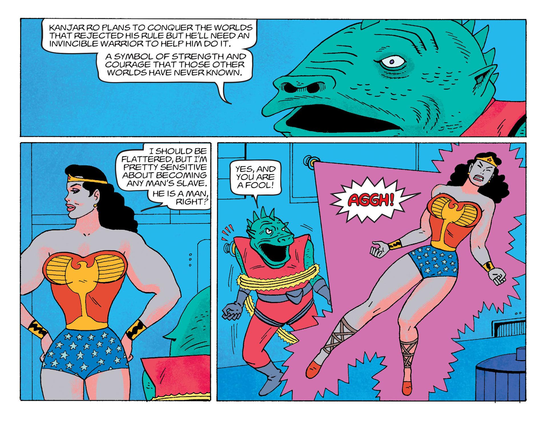 Read online Sensation Comics Featuring Wonder Woman comic -  Issue #14 - 10