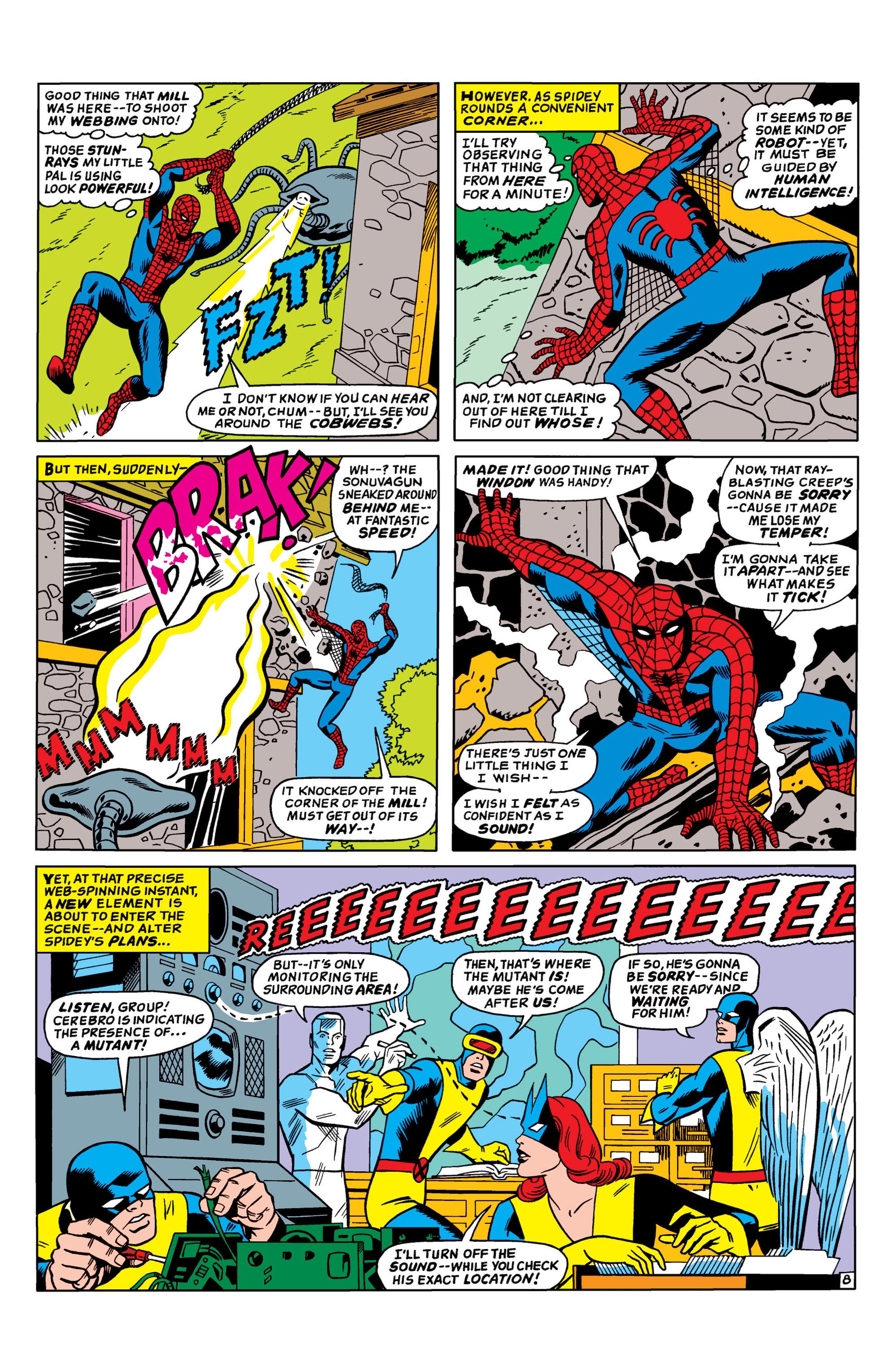Uncanny X-Men (1963) 35 Page 8