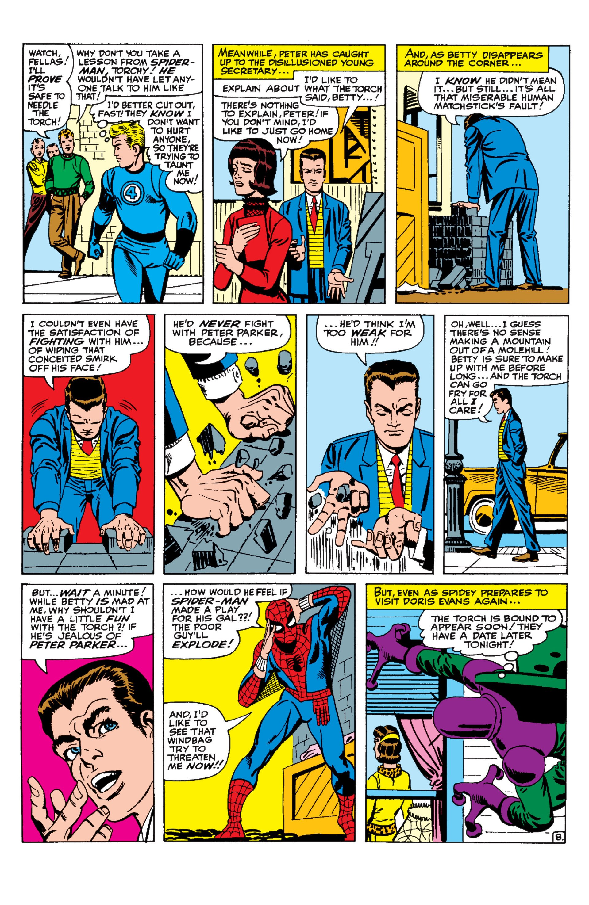 The Amazing Spider-Man (1963) 21 Page 8