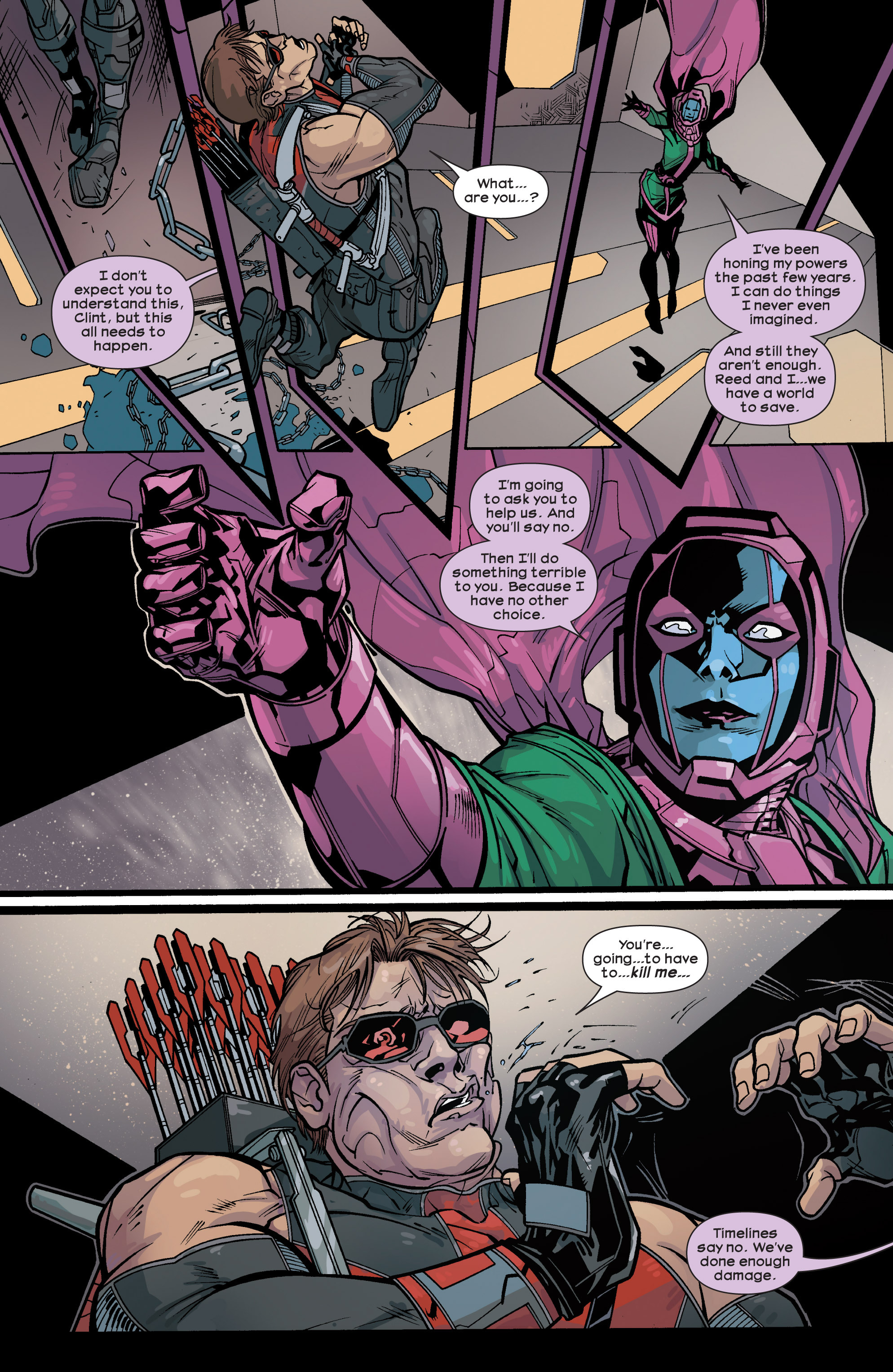 Read online Ultimate Comics Ultimates comic -  Issue #26 - 13