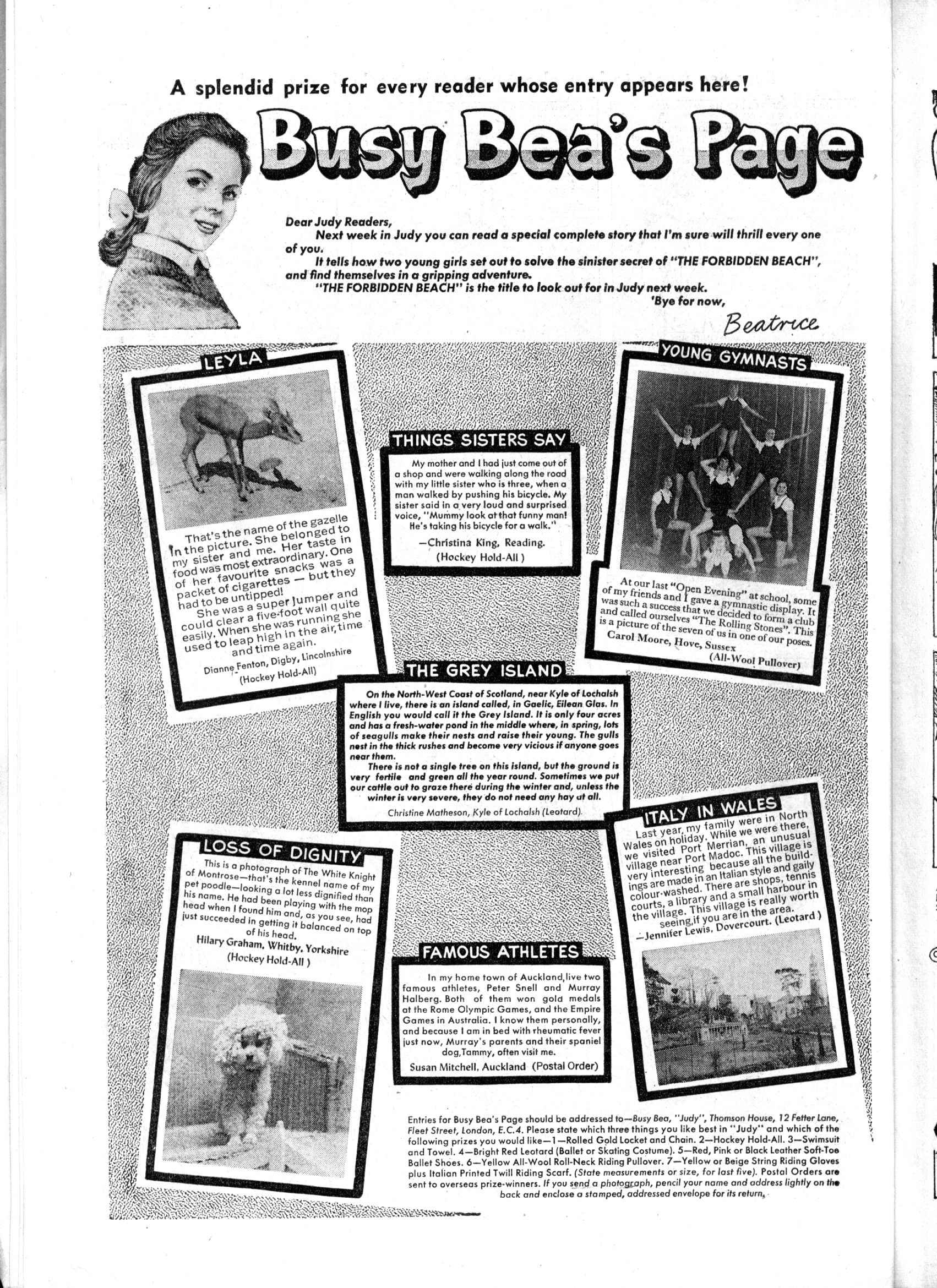 Read online Judy comic -  Issue #197 - 8