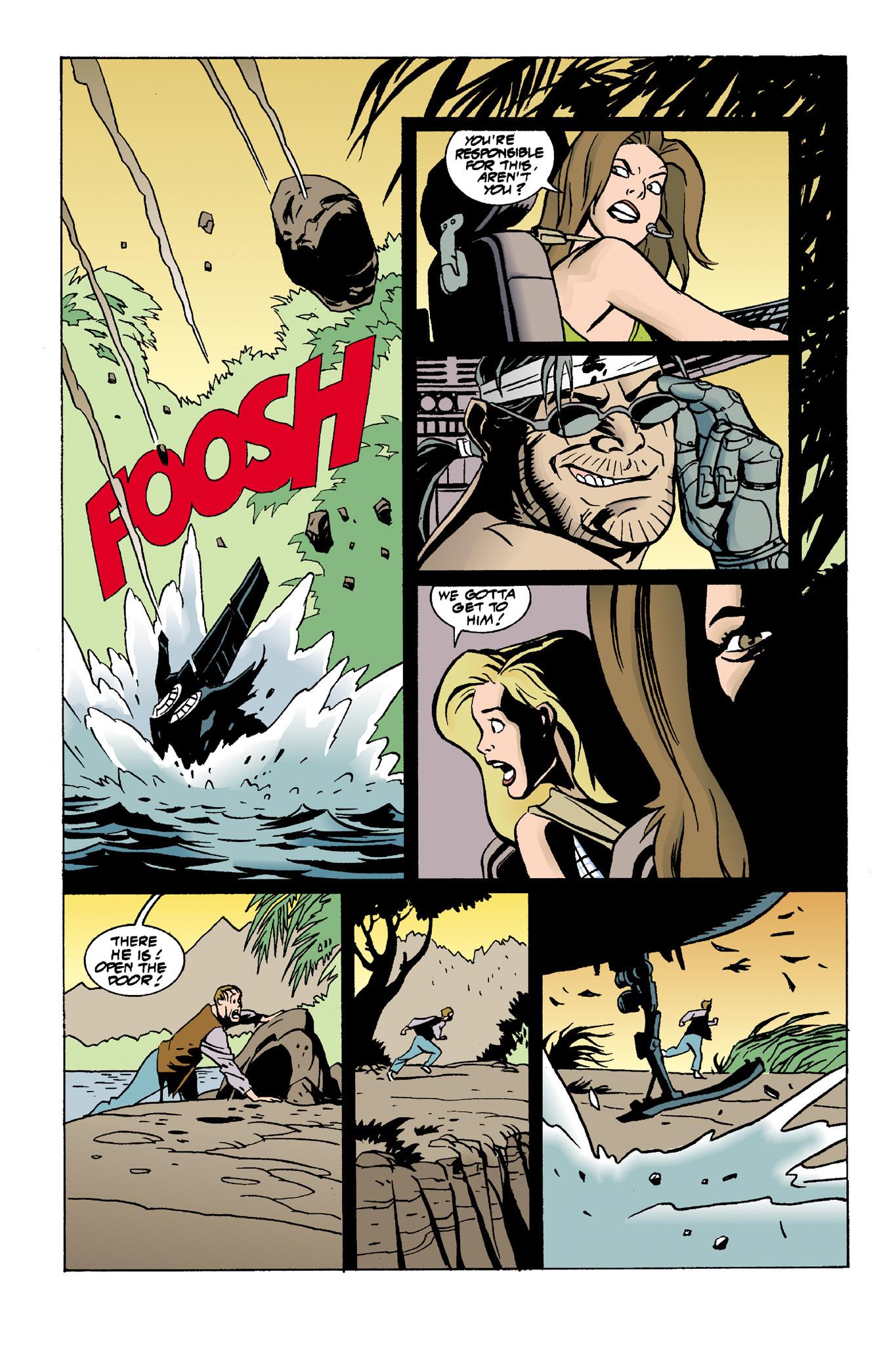 Read online Aliens: Mondo Heat comic -  Issue # Full - 23