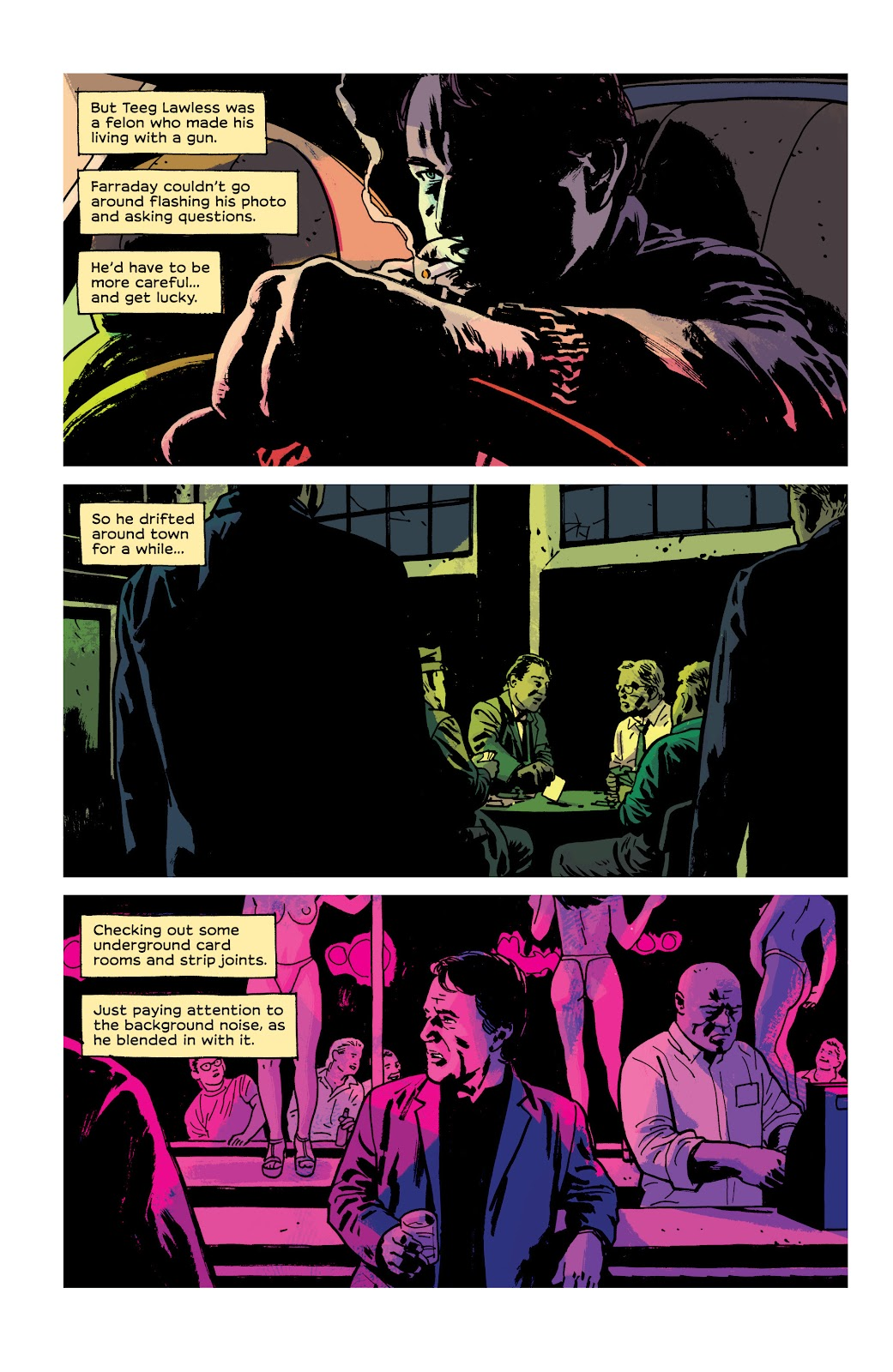 Read online Criminal (2019) comic -  Issue #10 - 7