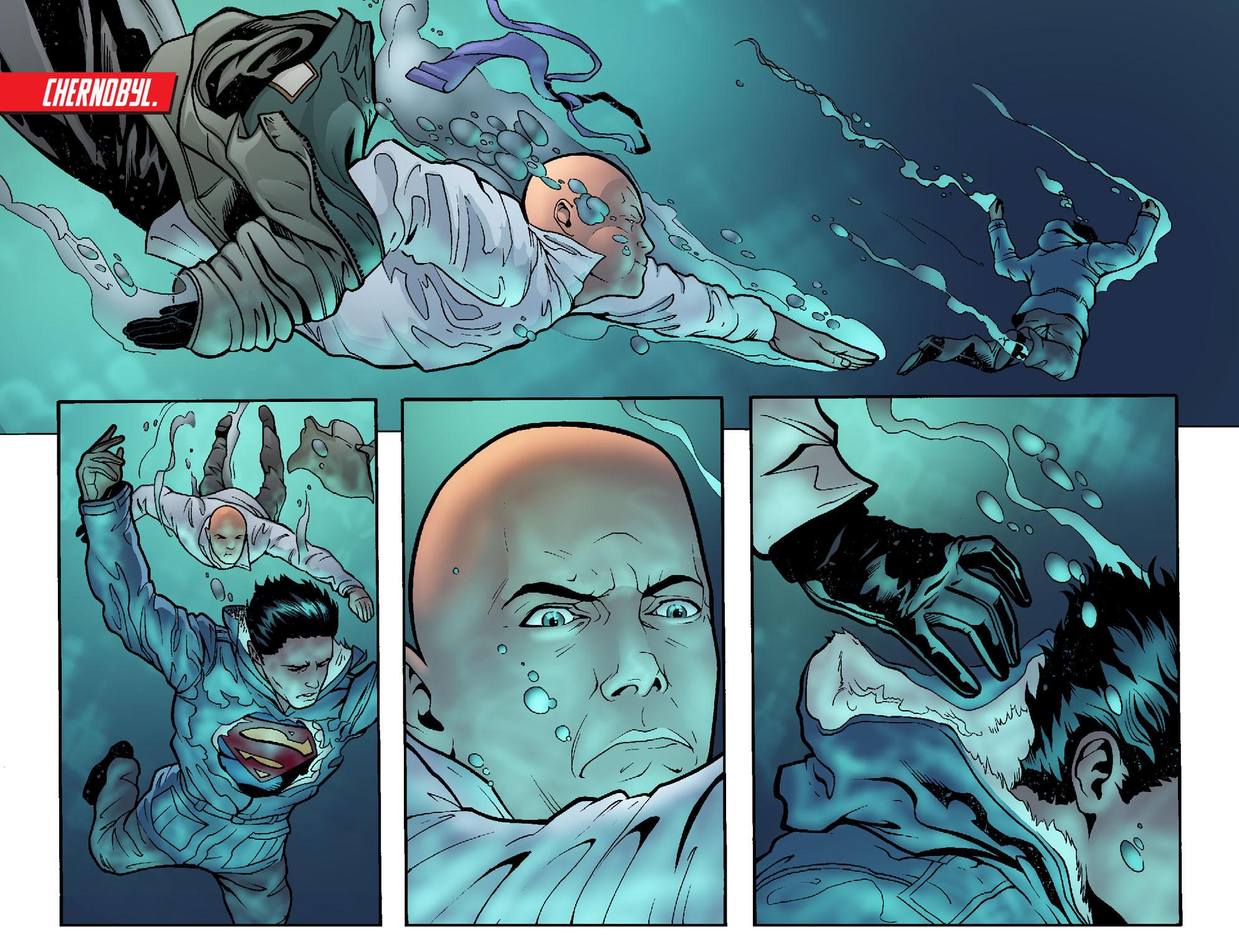Read online Smallville: Alien comic -  Issue #10 - 5