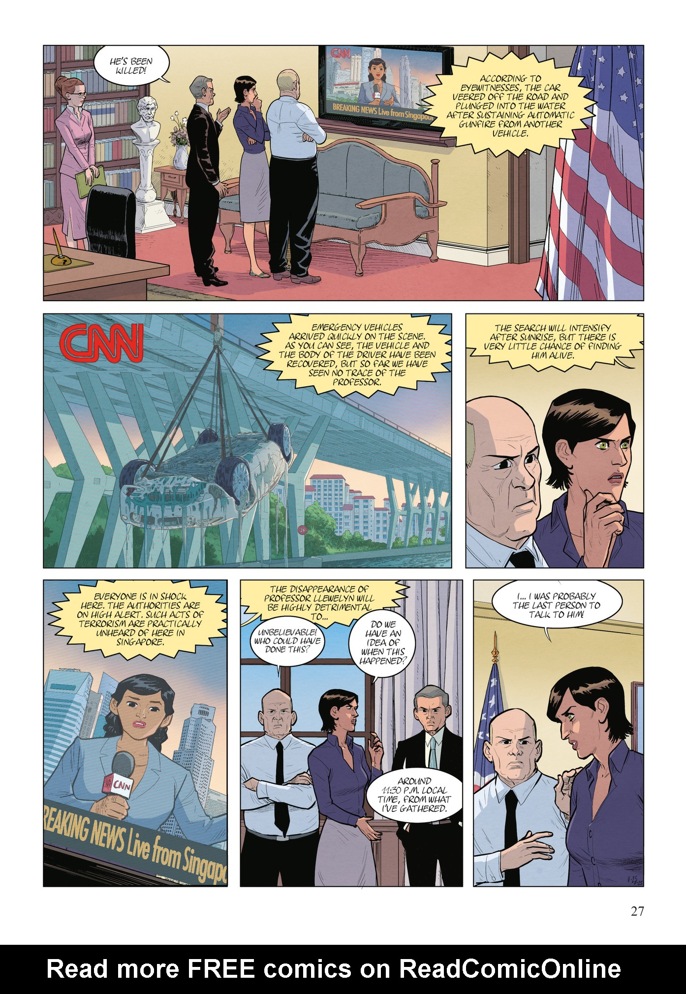 Read online Alter Ego comic -  Issue #9 - 29