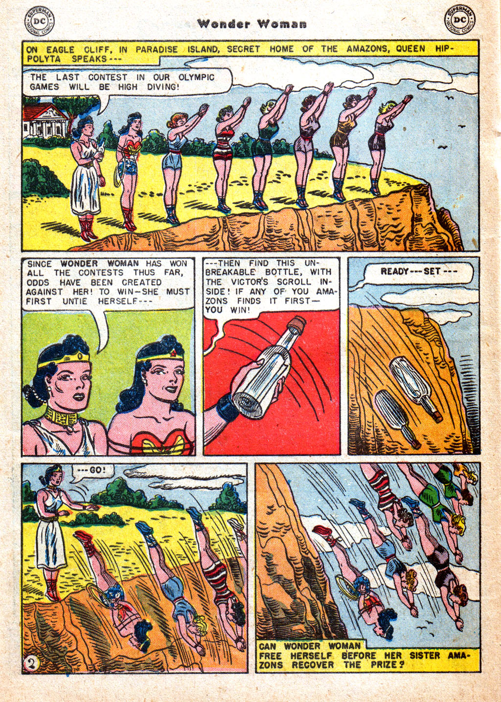 Read online Wonder Woman (1942) comic -  Issue #72 - 4