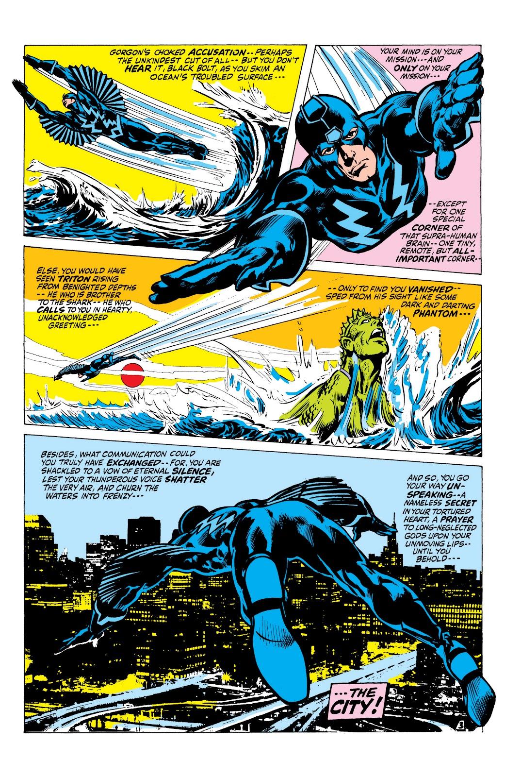 Read online Marvel Masterworks: The Inhumans comic -  Issue # TPB 1 (Part 2) - 16