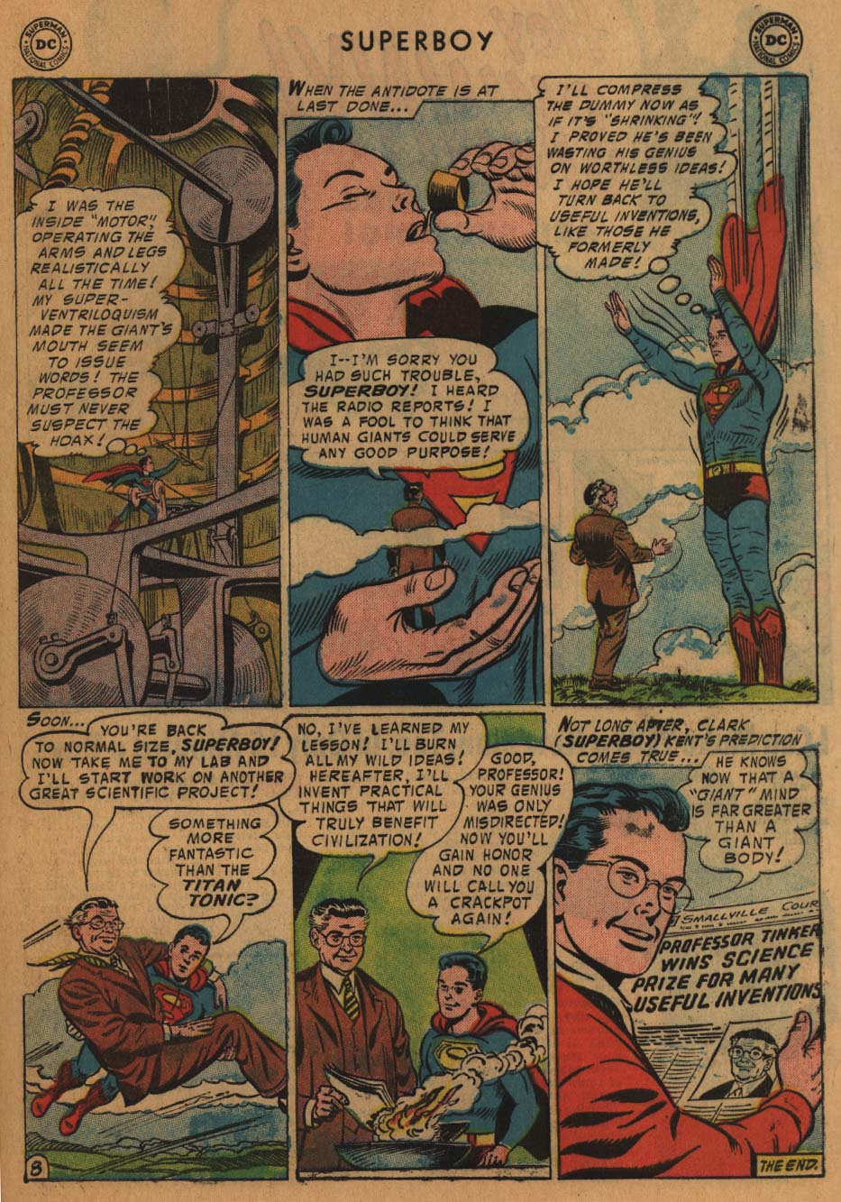 Superboy (1949) issue 50 - Page 29