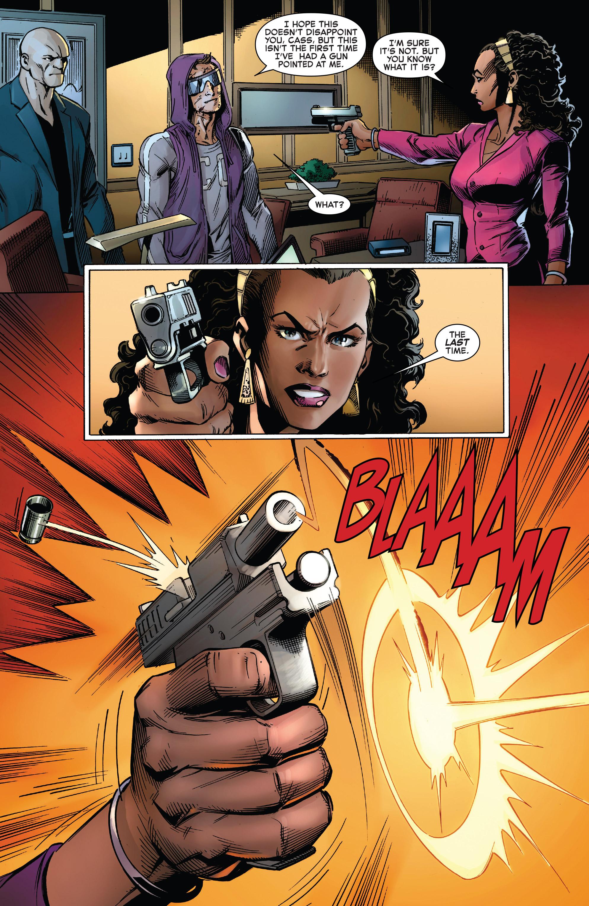 Read online Ben Reilly: Scarlet Spider comic -  Issue #2 - 3