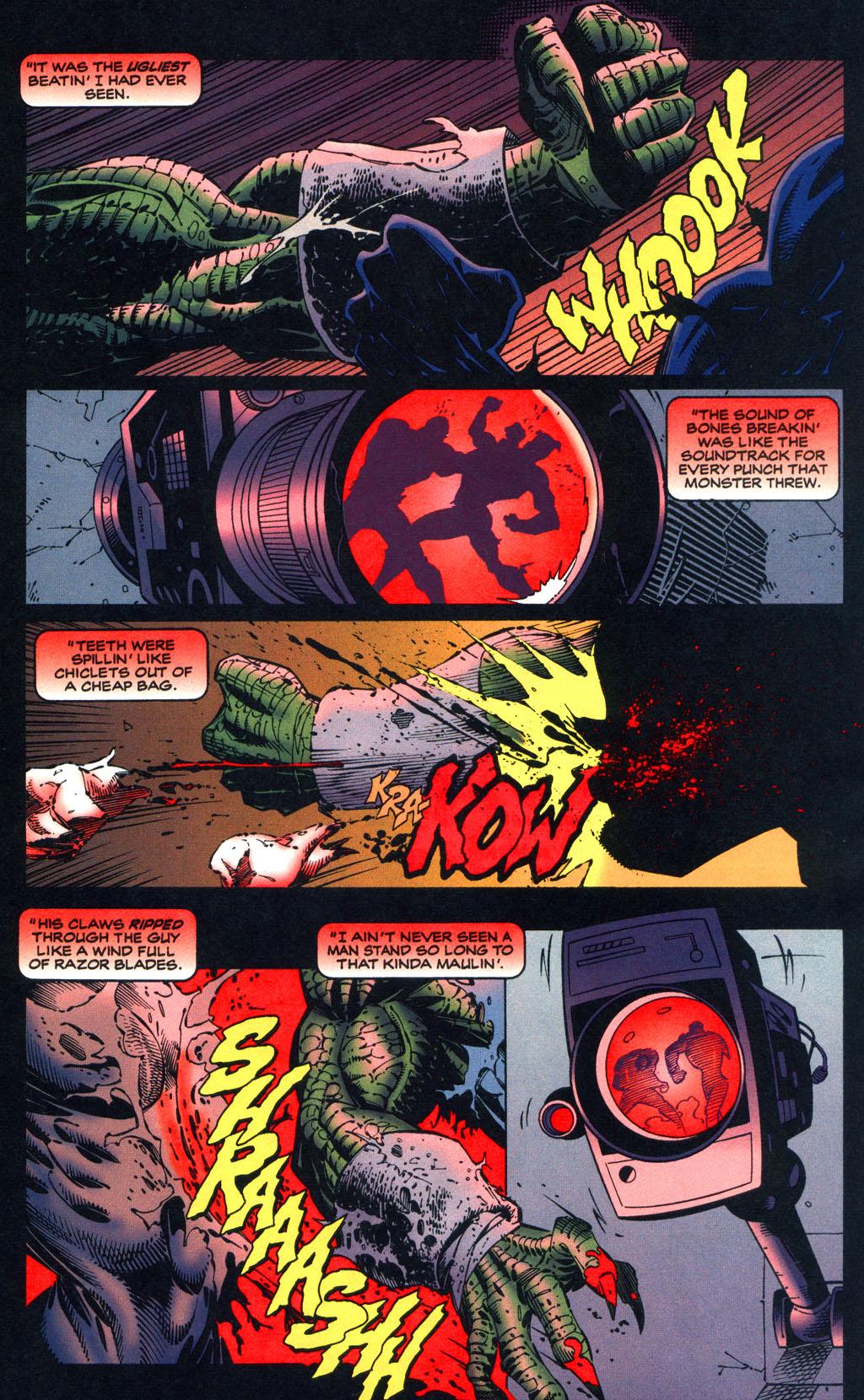 Read online Batman/Wildcat comic -  Issue #1 - 2