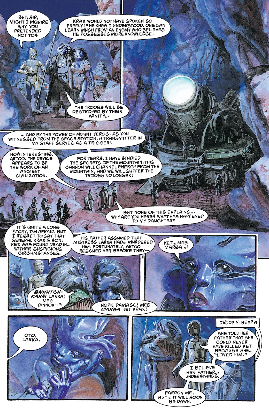 Read online Star Wars Legends Epic Collection: The Empire comic -  Issue # TPB 5 (Part 5) - 24