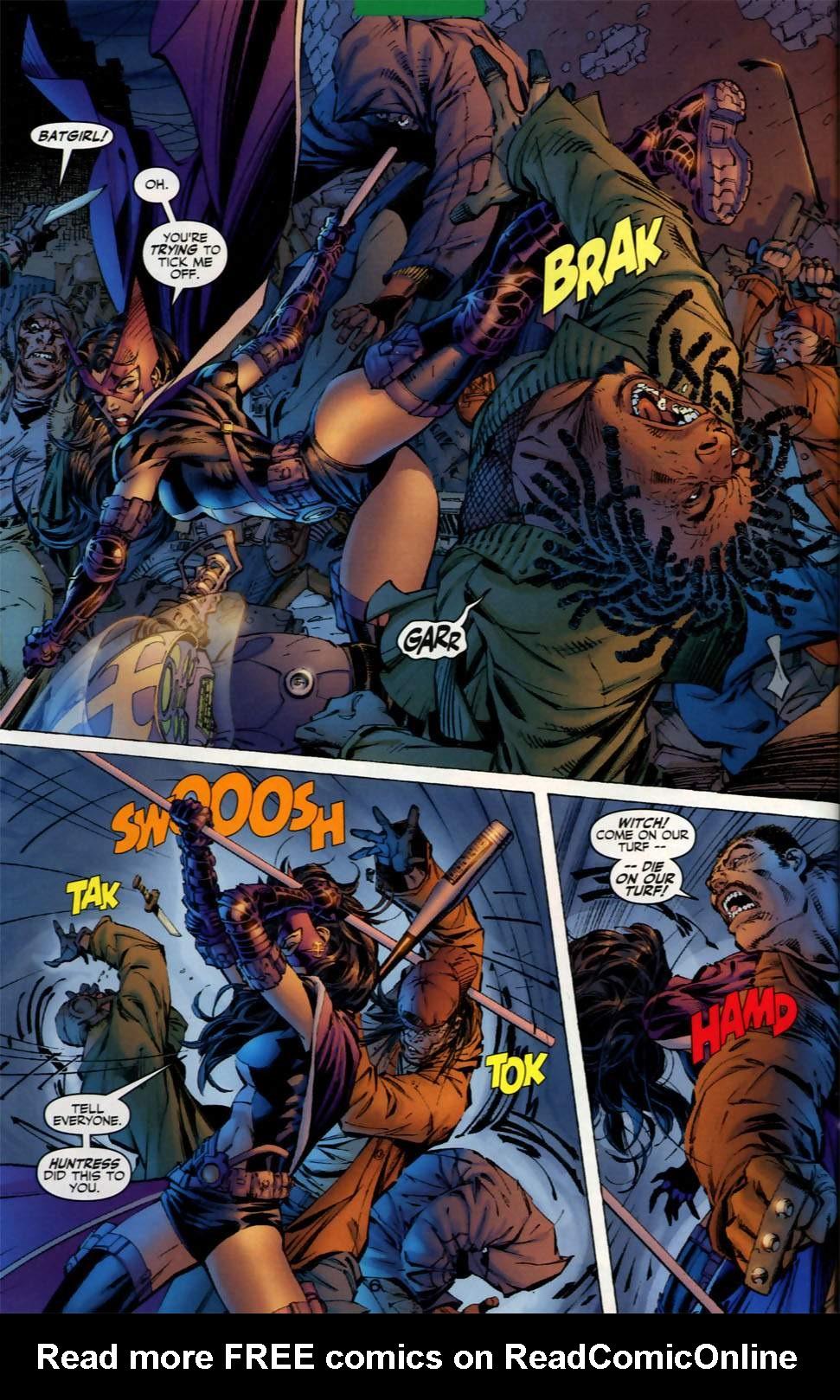 Read online Batman: Hush comic -  Issue #2 - 6