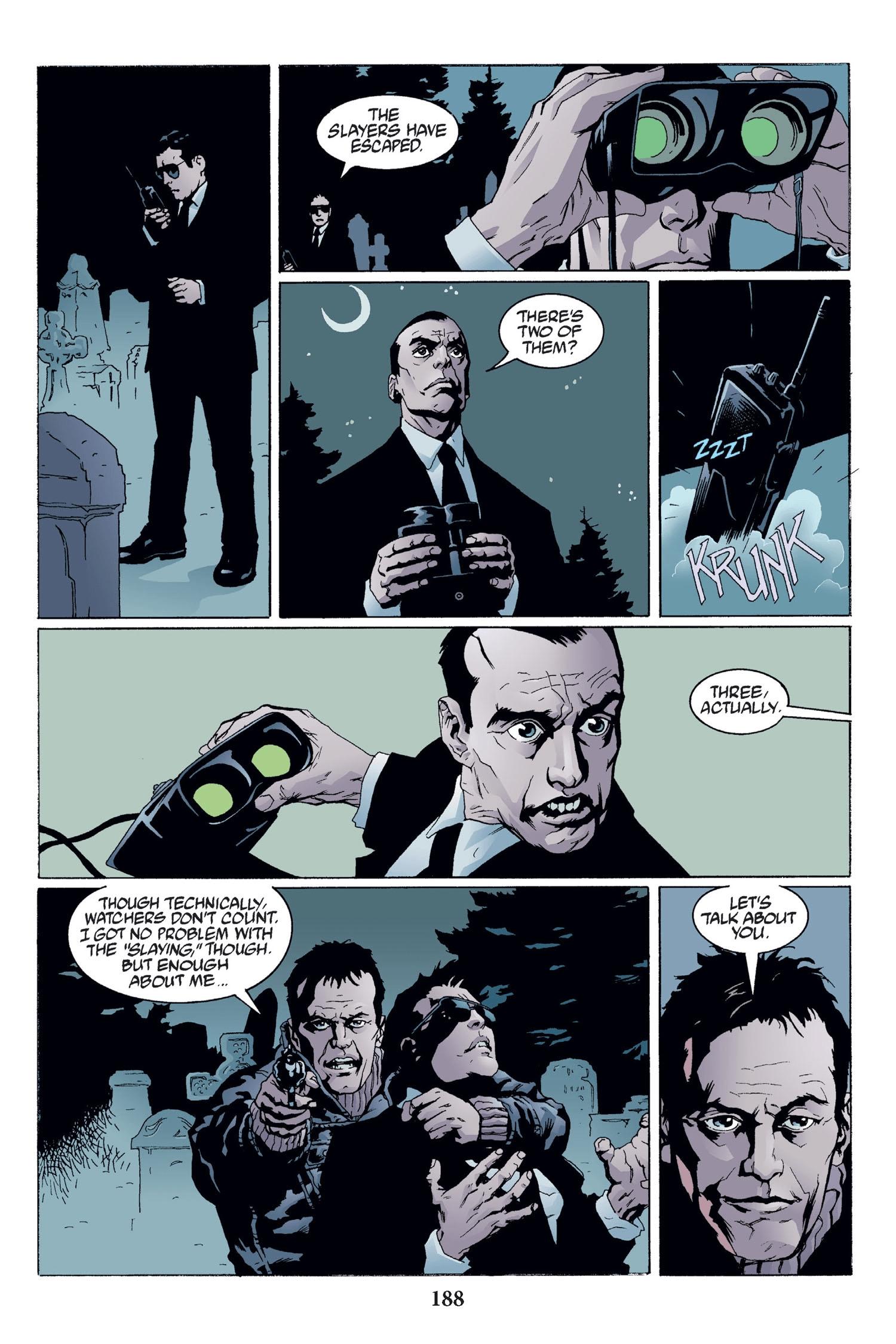 Read online Buffy the Vampire Slayer: Omnibus comic -  Issue # TPB 2 - 182