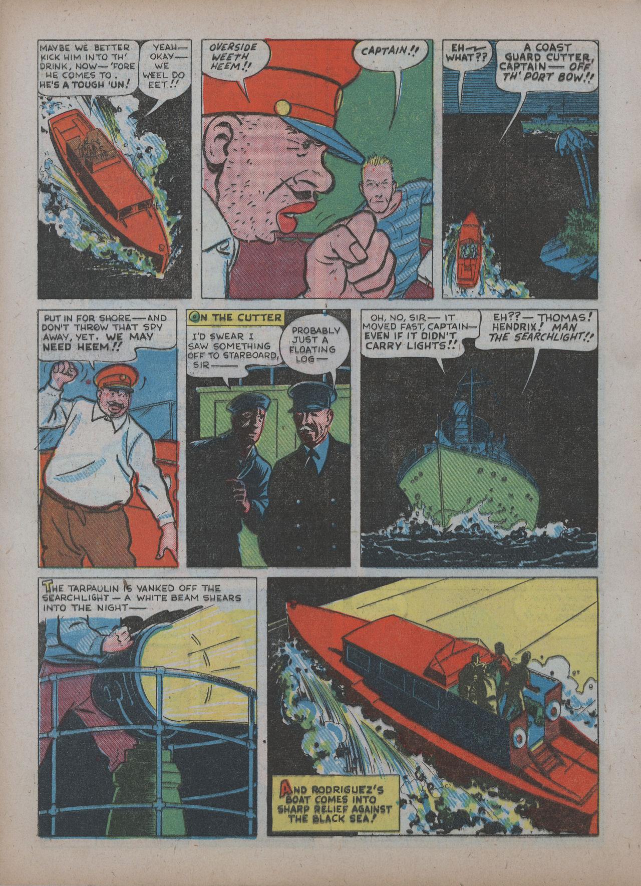 Read online Detective Comics (1937) comic -  Issue #48 - 20