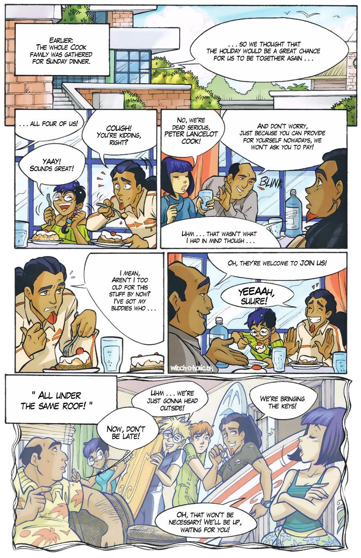 W.i.t.c.h. 89 Page 2