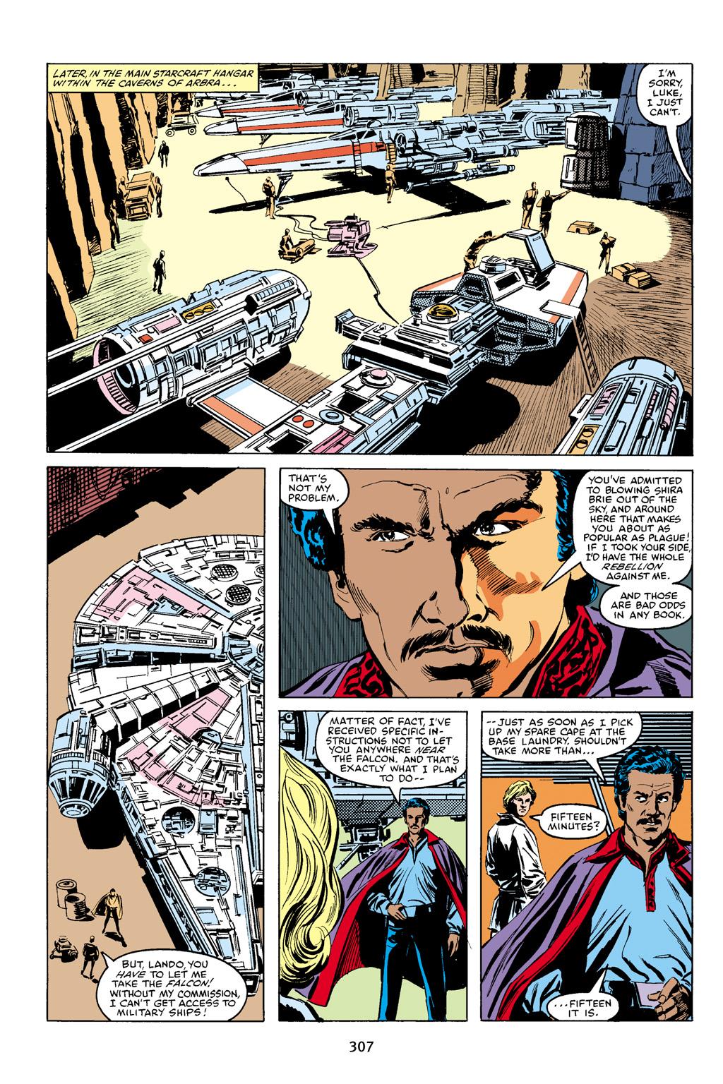 Read online Star Wars Omnibus comic -  Issue # Vol. 16 - 302