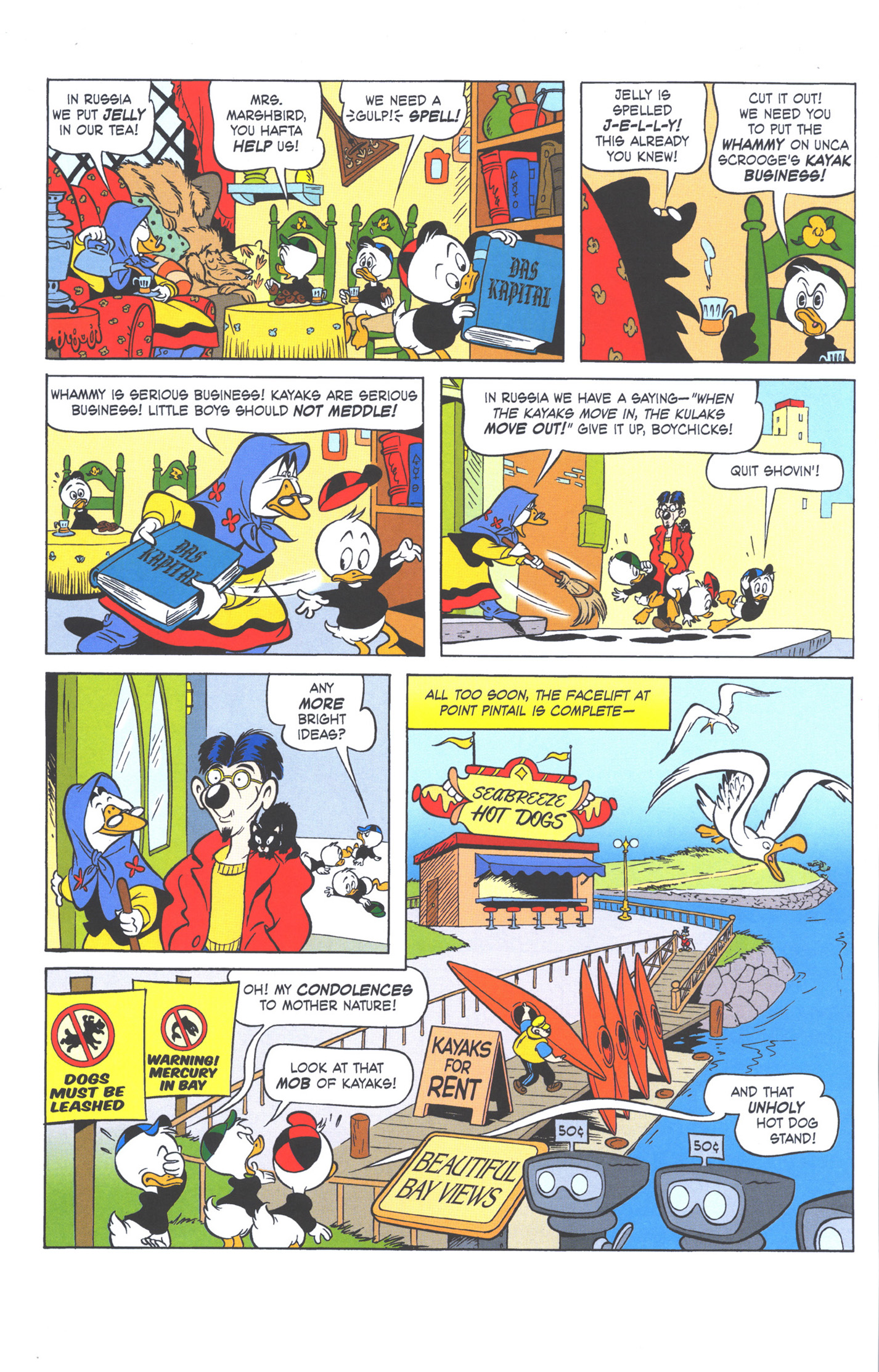 Read online Uncle Scrooge (1953) comic -  Issue #377 - 48
