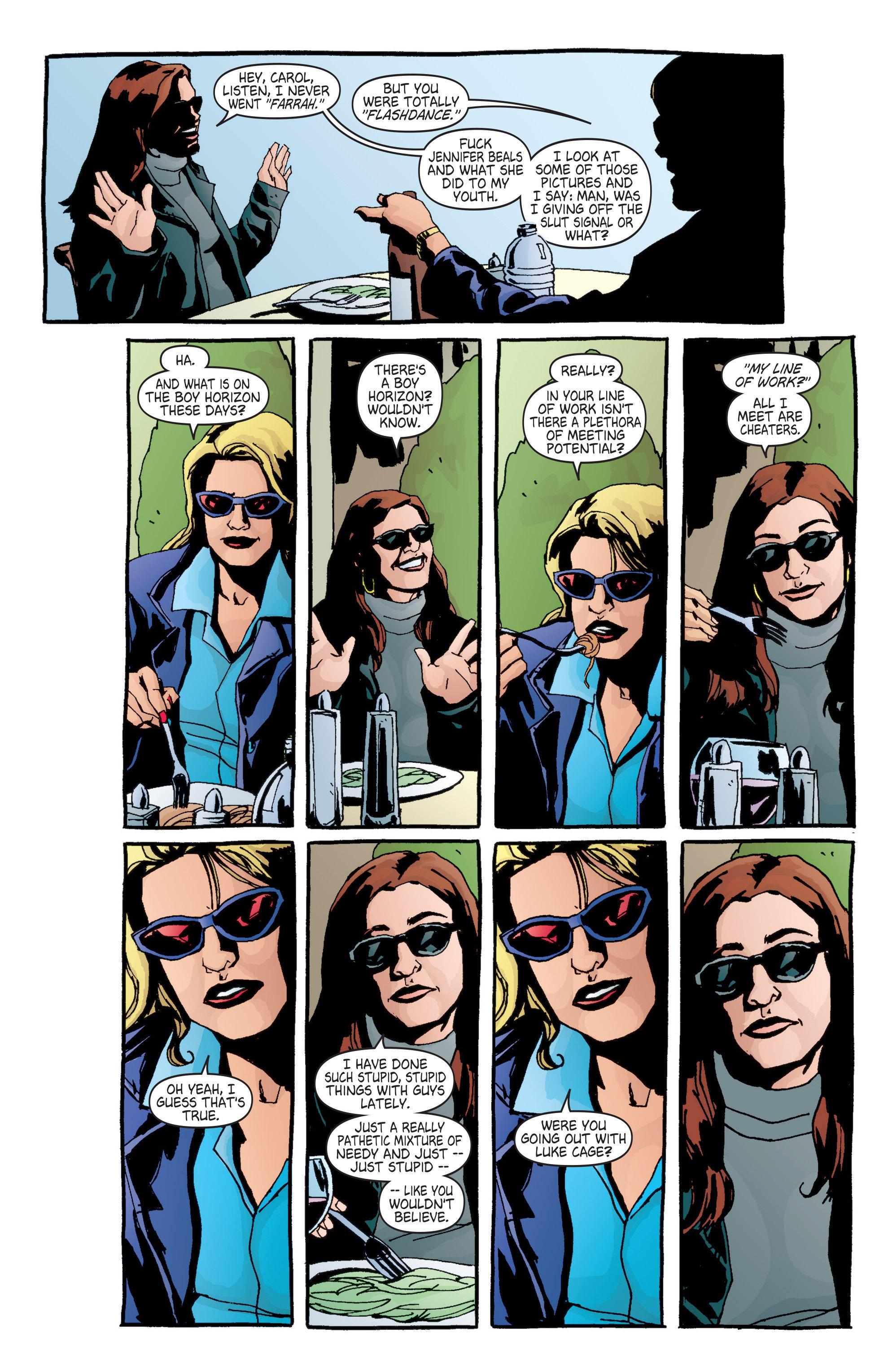 Read online Alias comic -  Issue #6 - 4