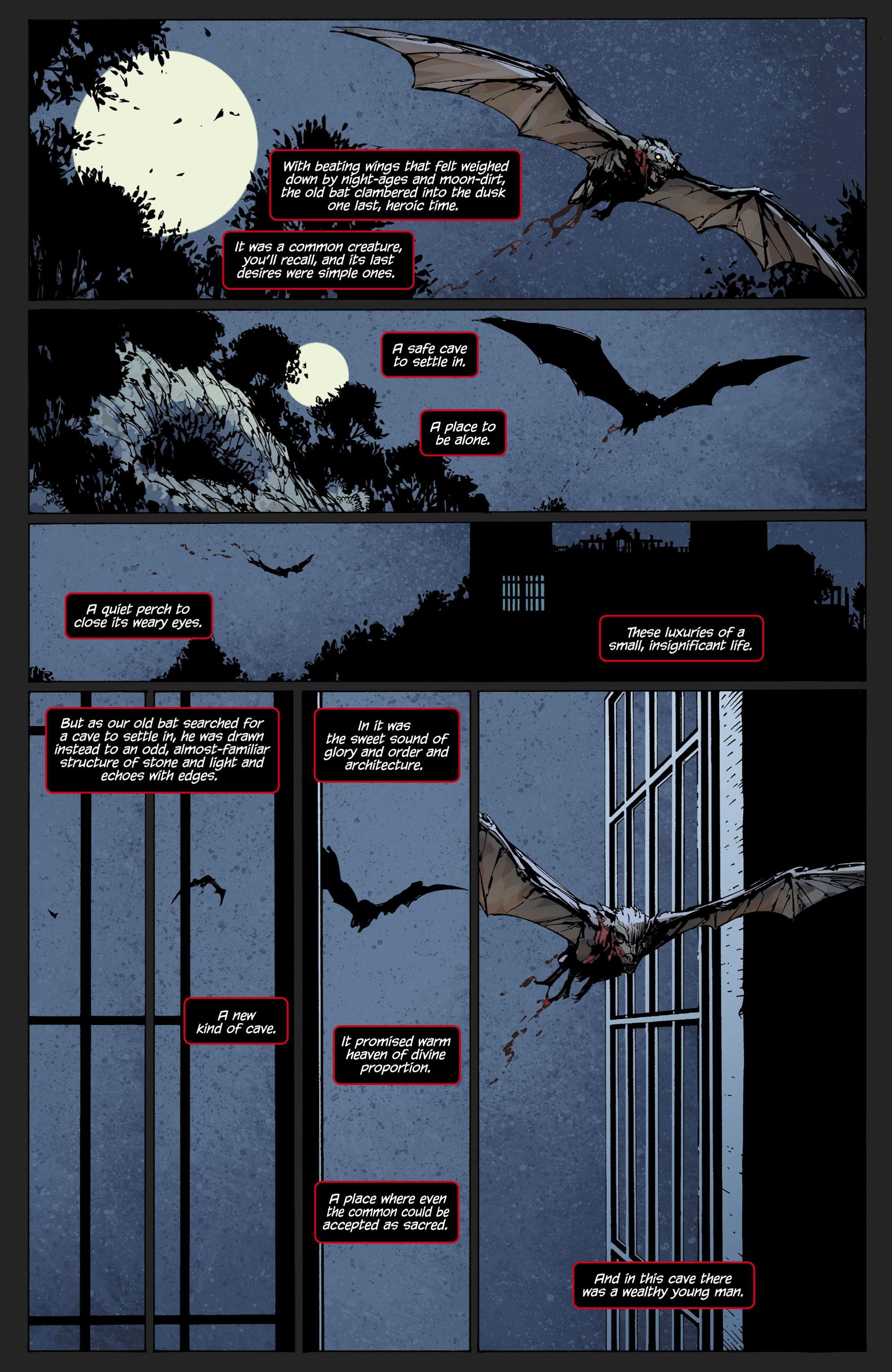 Read online Batman: The Return comic -  Issue # Full - 4