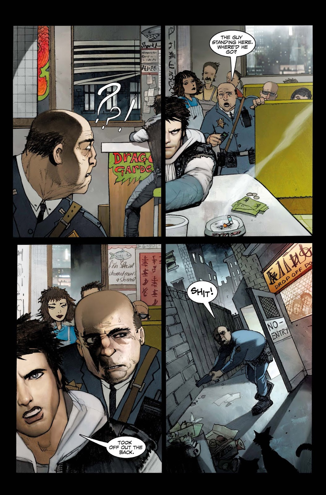 13 Coins issue TPB - Page 33