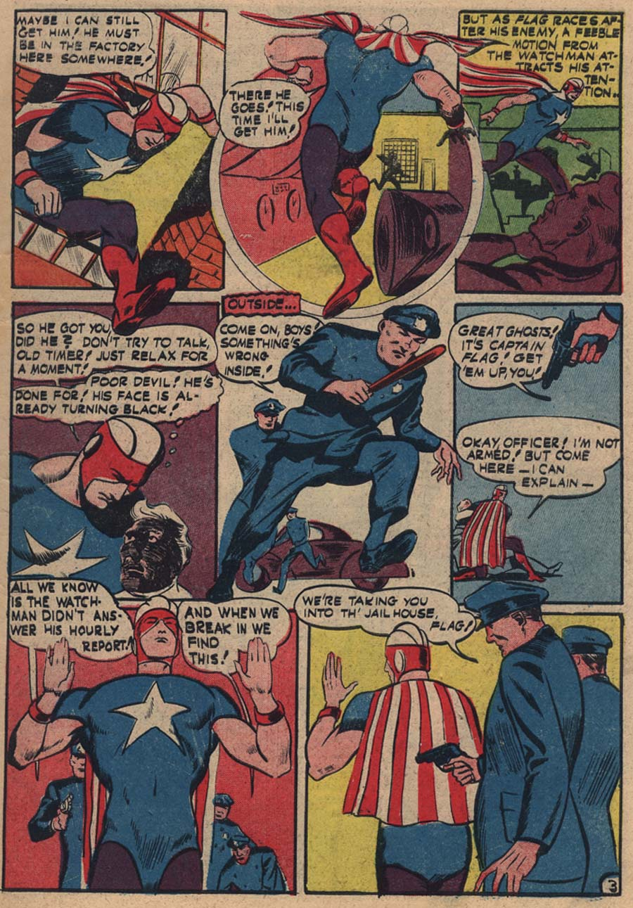 Blue Ribbon Comics (1939) issue 18 - Page 4