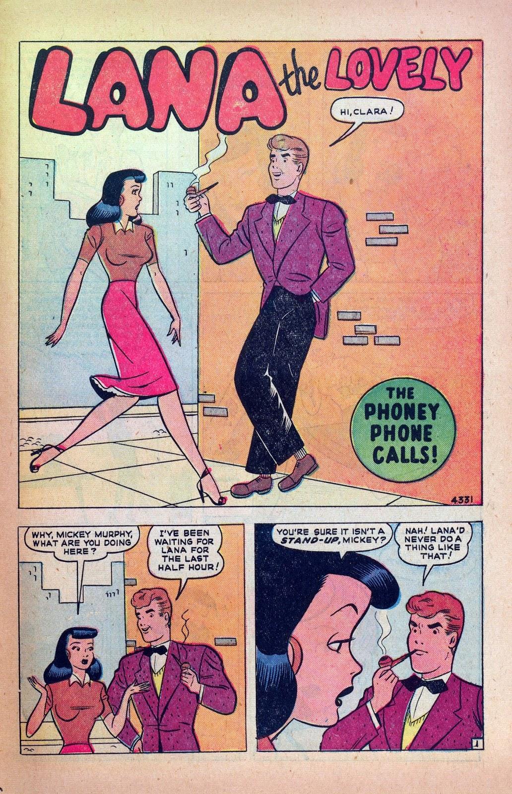 Read online Joker Comics comic -  Issue #42 - 27